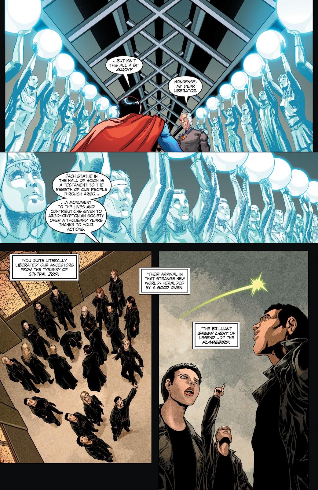 Read online Smallville Season 11 [II] comic -  Issue # TPB 4 - 53