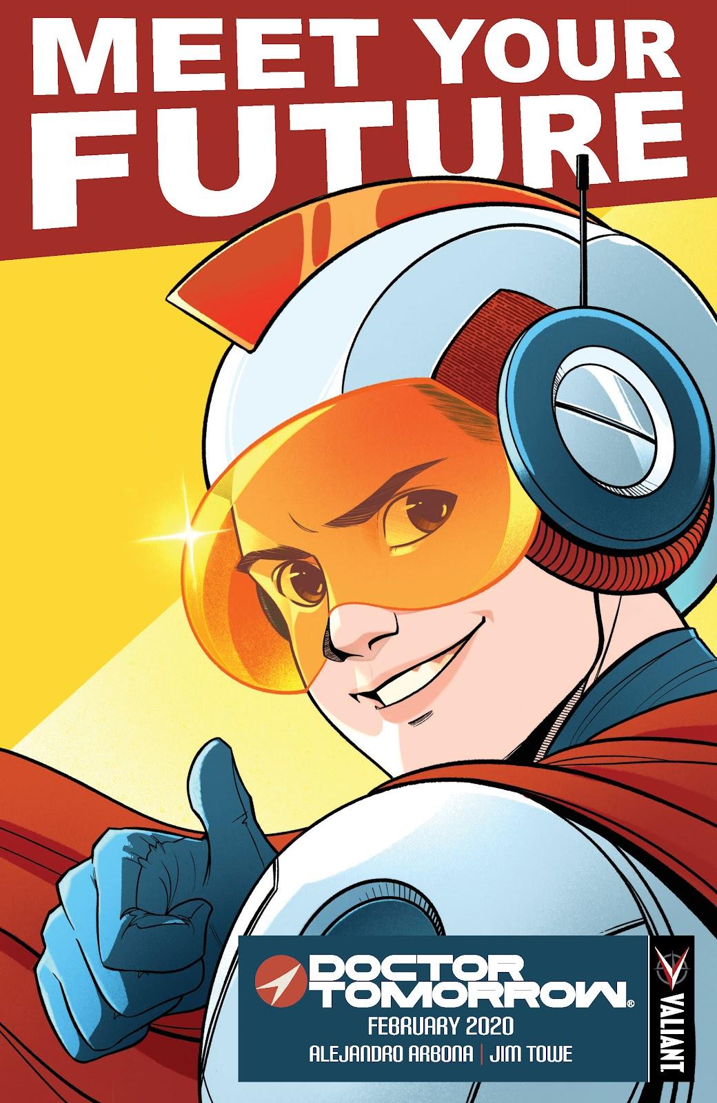 Read online Bloodshot (2019) comic -  Issue #4 - 32