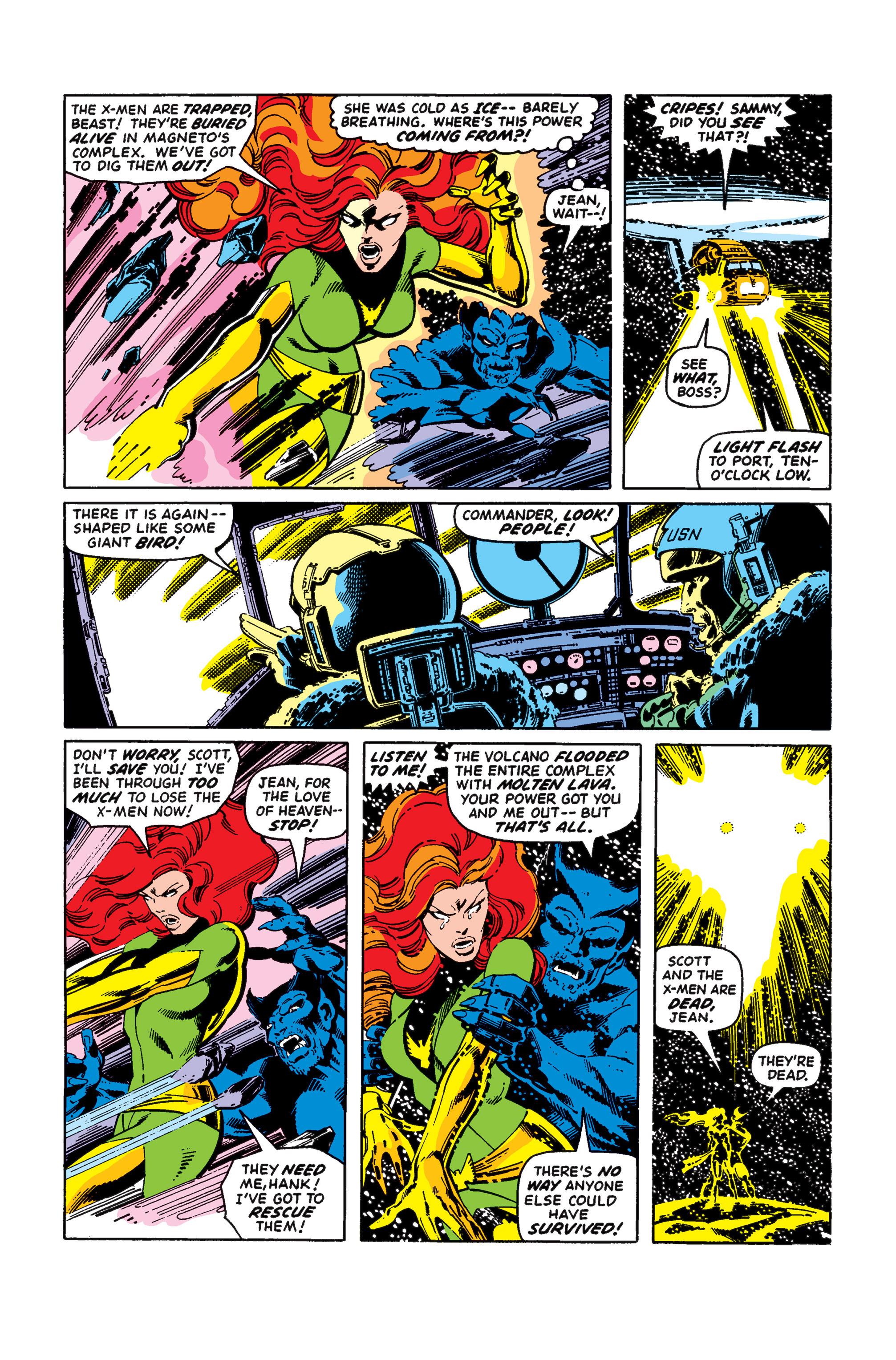 Uncanny X-Men (1963) 114 Page 3