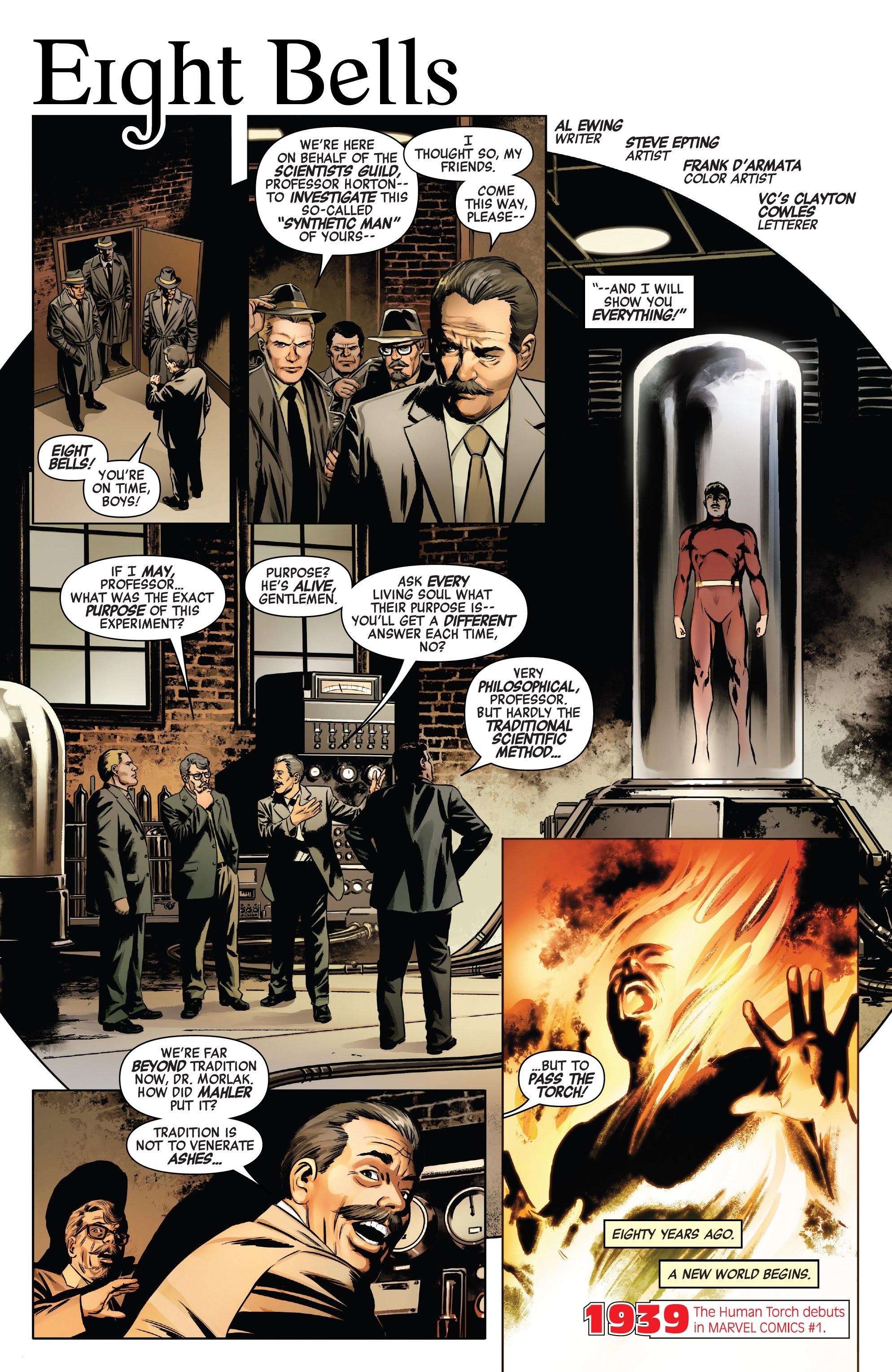 Read online Marvel Comics (2019) comic -  Issue #1000 - 3