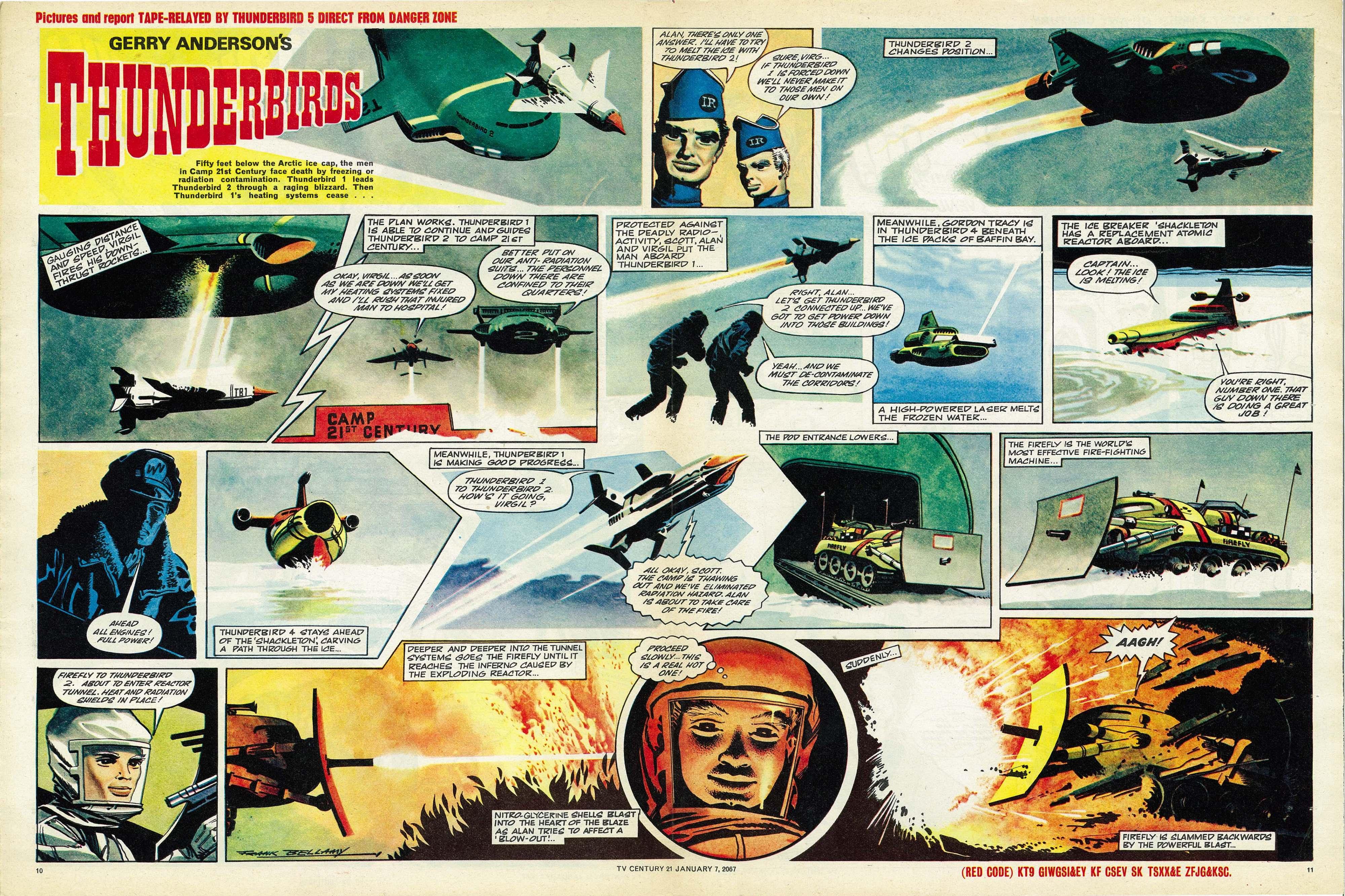 Read online TV Century 21 (TV 21) comic -  Issue #103 - 10