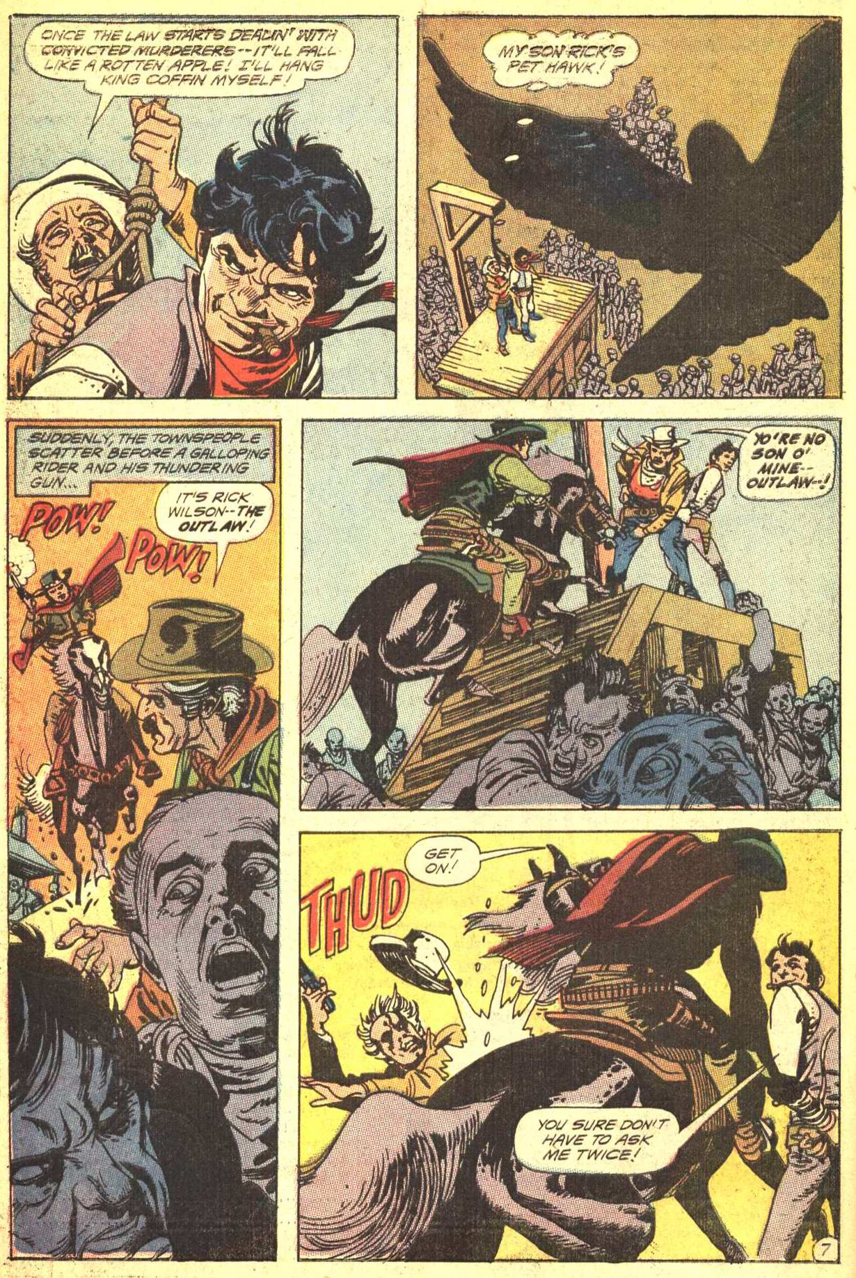 Read online All-Star Western (1970) comic -  Issue #4 - 9