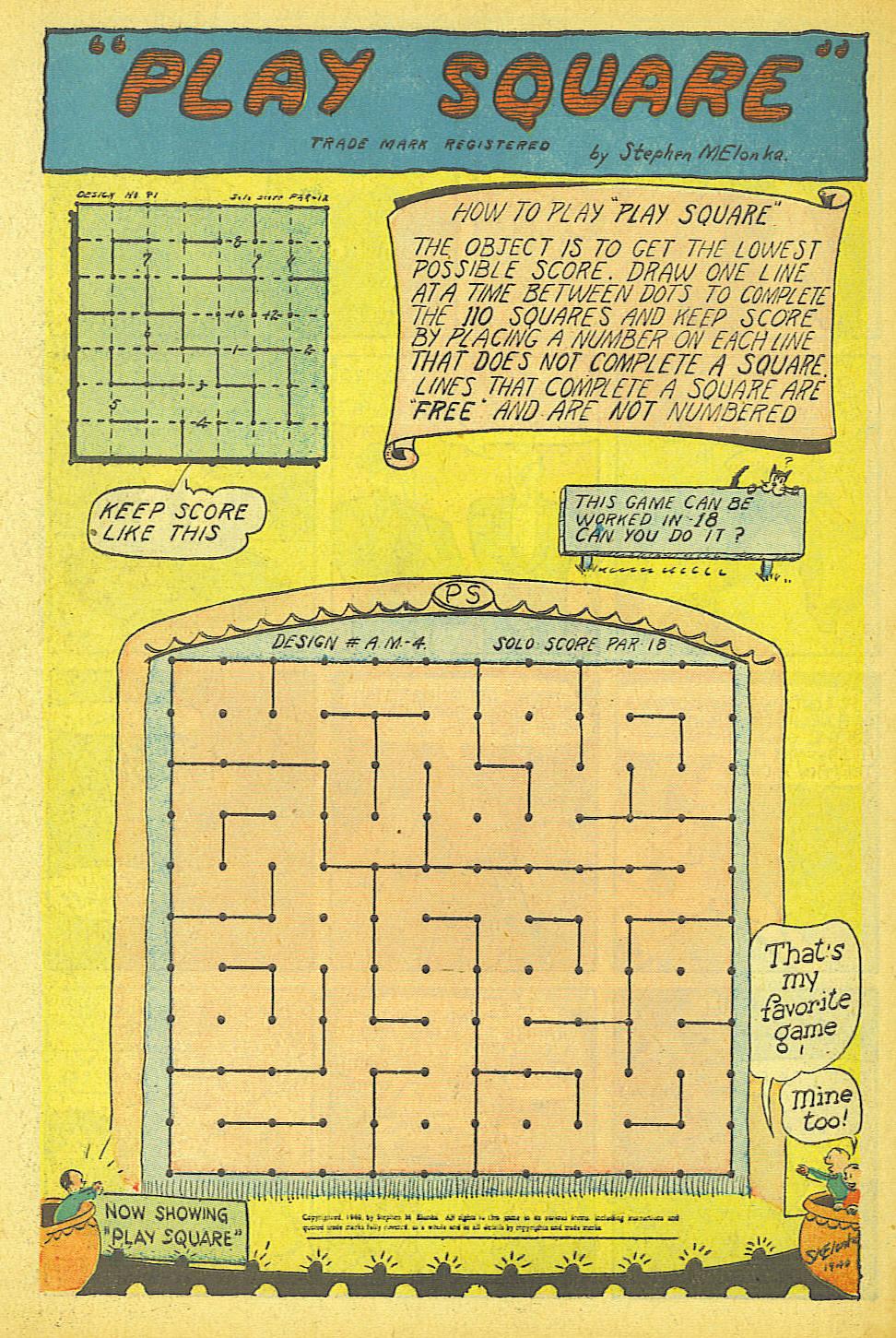 Read online Amazing Man Comics comic -  Issue #19 - 66