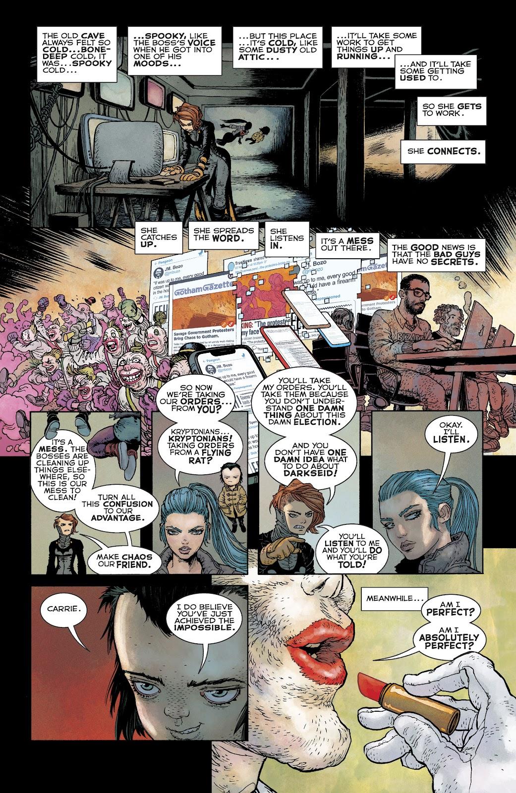Dark Knight Returns: The Golden Child issue Full - Page 13