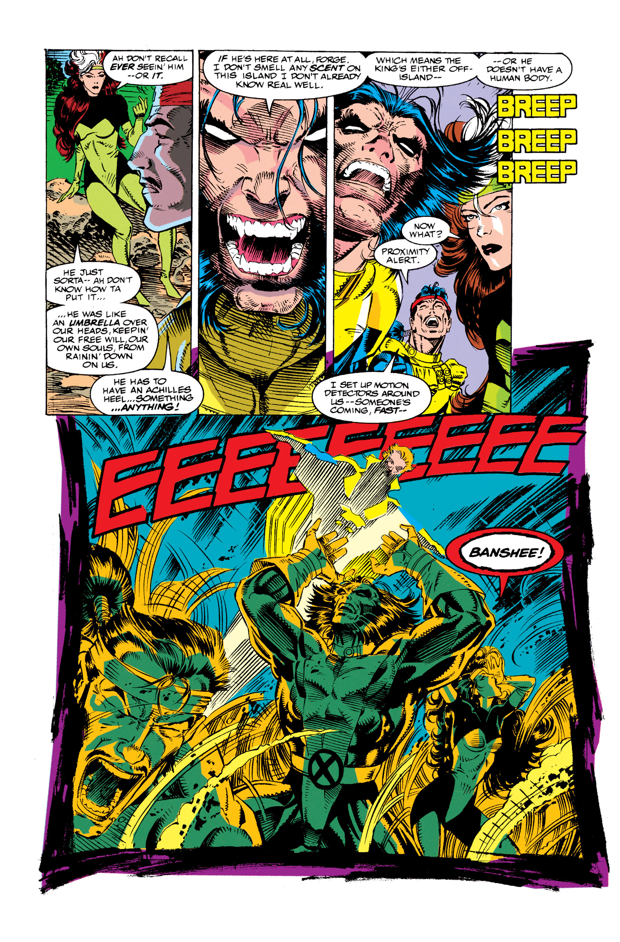 Read online X-Factor (1986) comic -  Issue #69 - 8