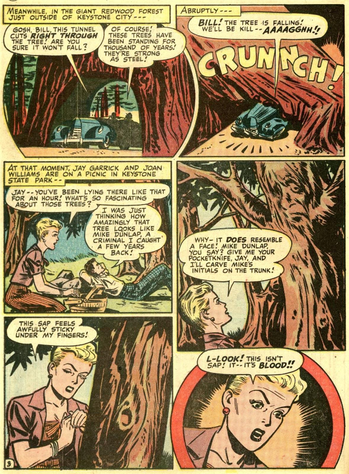 Comic Cavalcade issue 27 - Page 60