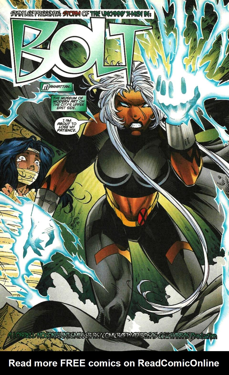 X-Men (1991) 61 Page 5