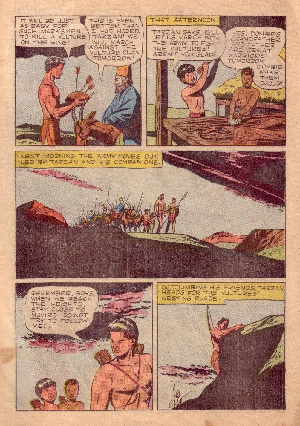Tarzan (1948) issue 8 - Page 26