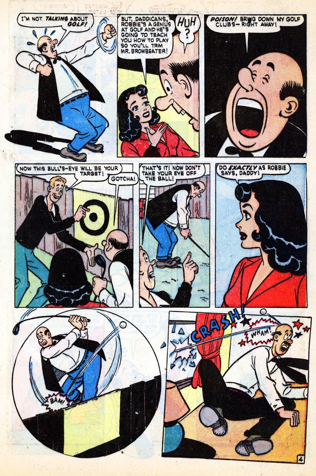 Georgie Comics (1945) issue 17 - Page 23