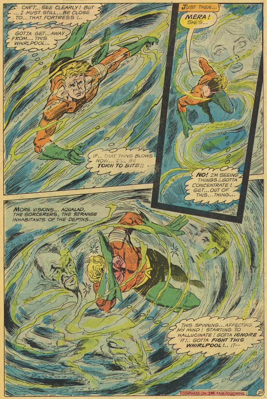 Read online Adventure Comics (1938) comic -  Issue #496 - 45