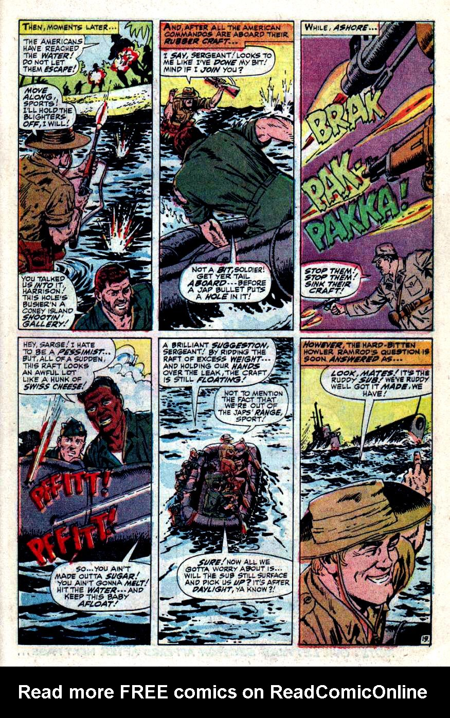 Read online Sgt. Fury comic -  Issue #49 - 27