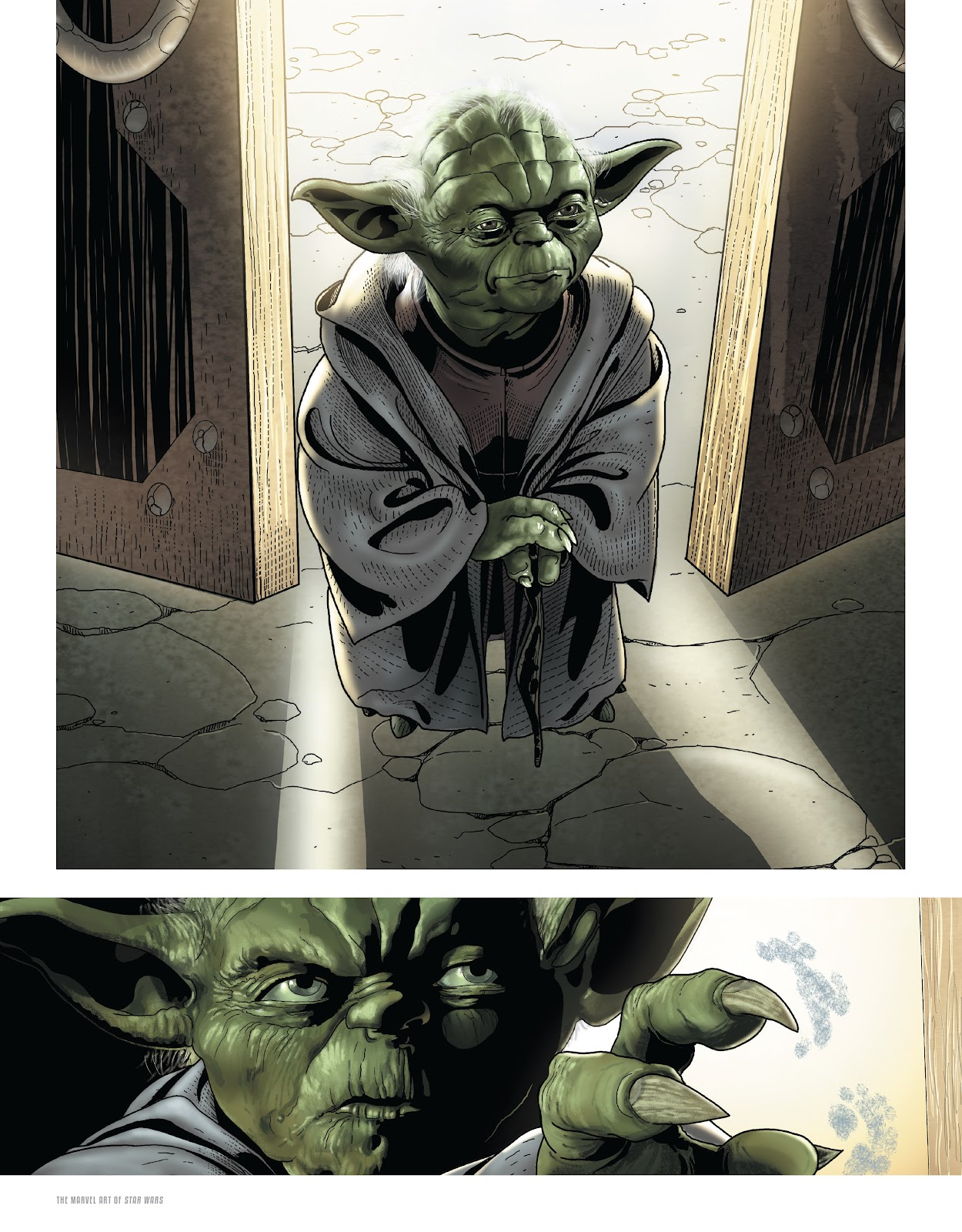 Read online The Marvel Art of Star Wars comic -  Issue # TPB (Part 2) - 10