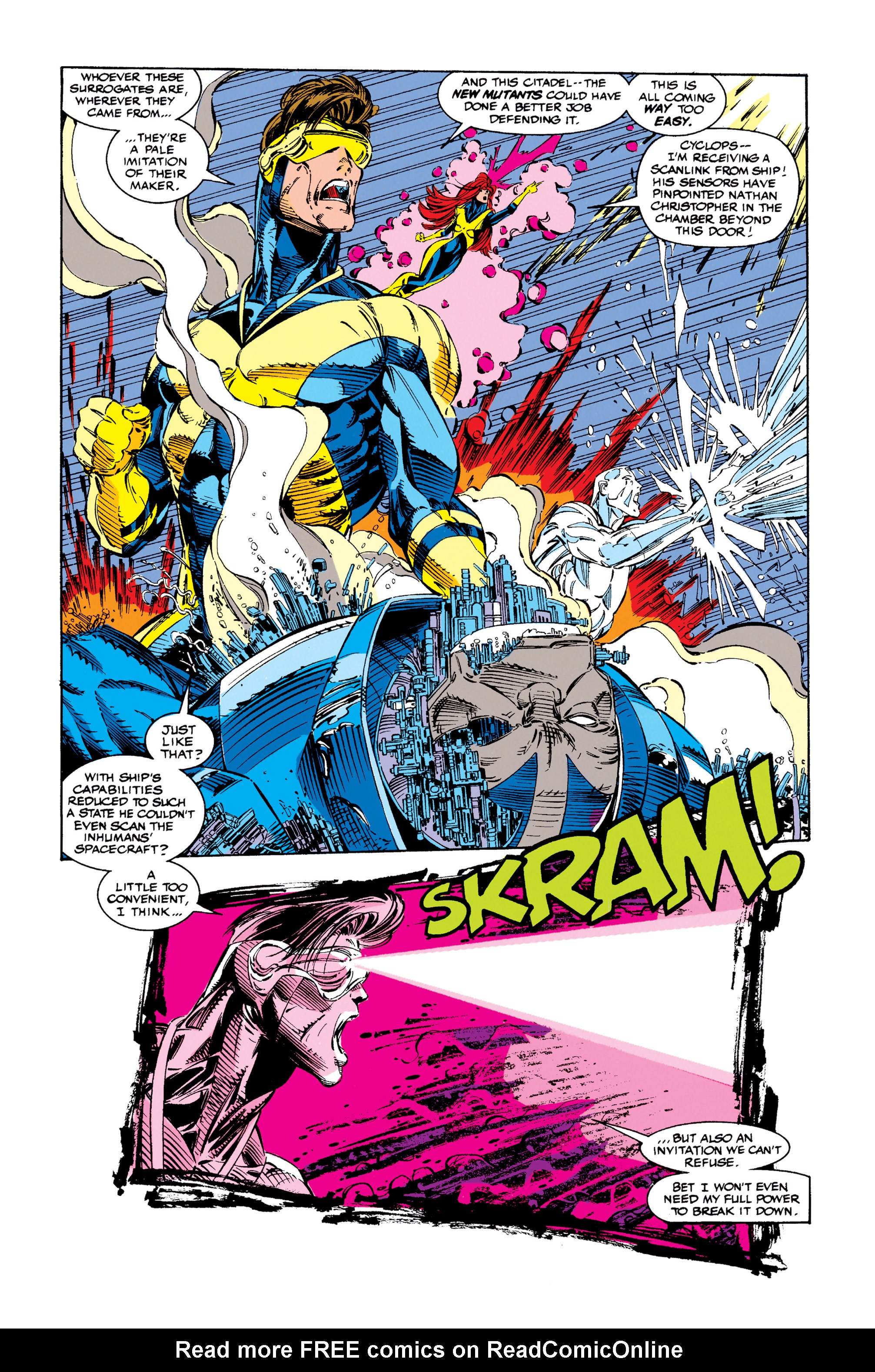 Read online X-Factor (1986) comic -  Issue #67 - 16