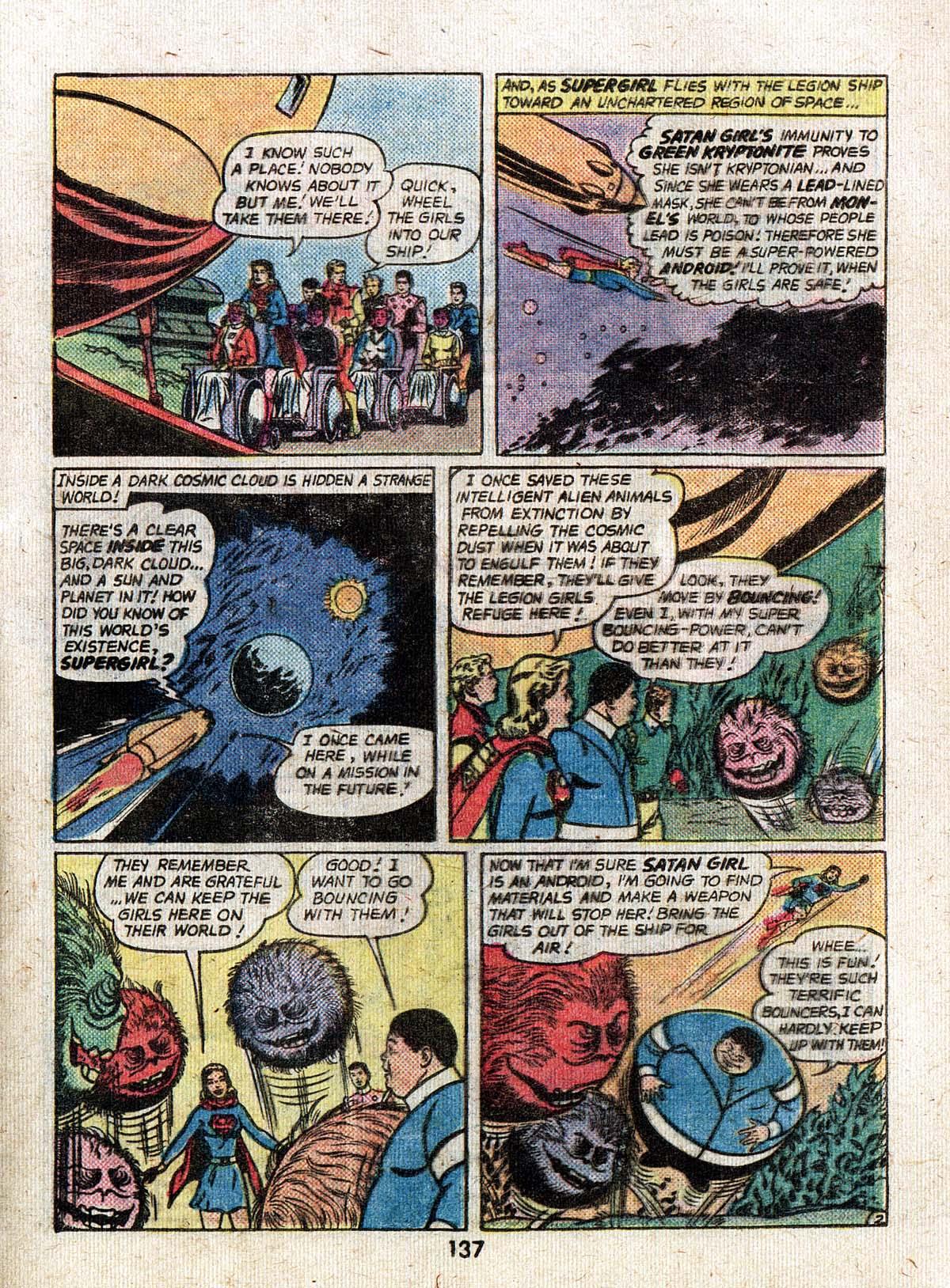 Read online Adventure Comics (1938) comic -  Issue #500 - 137