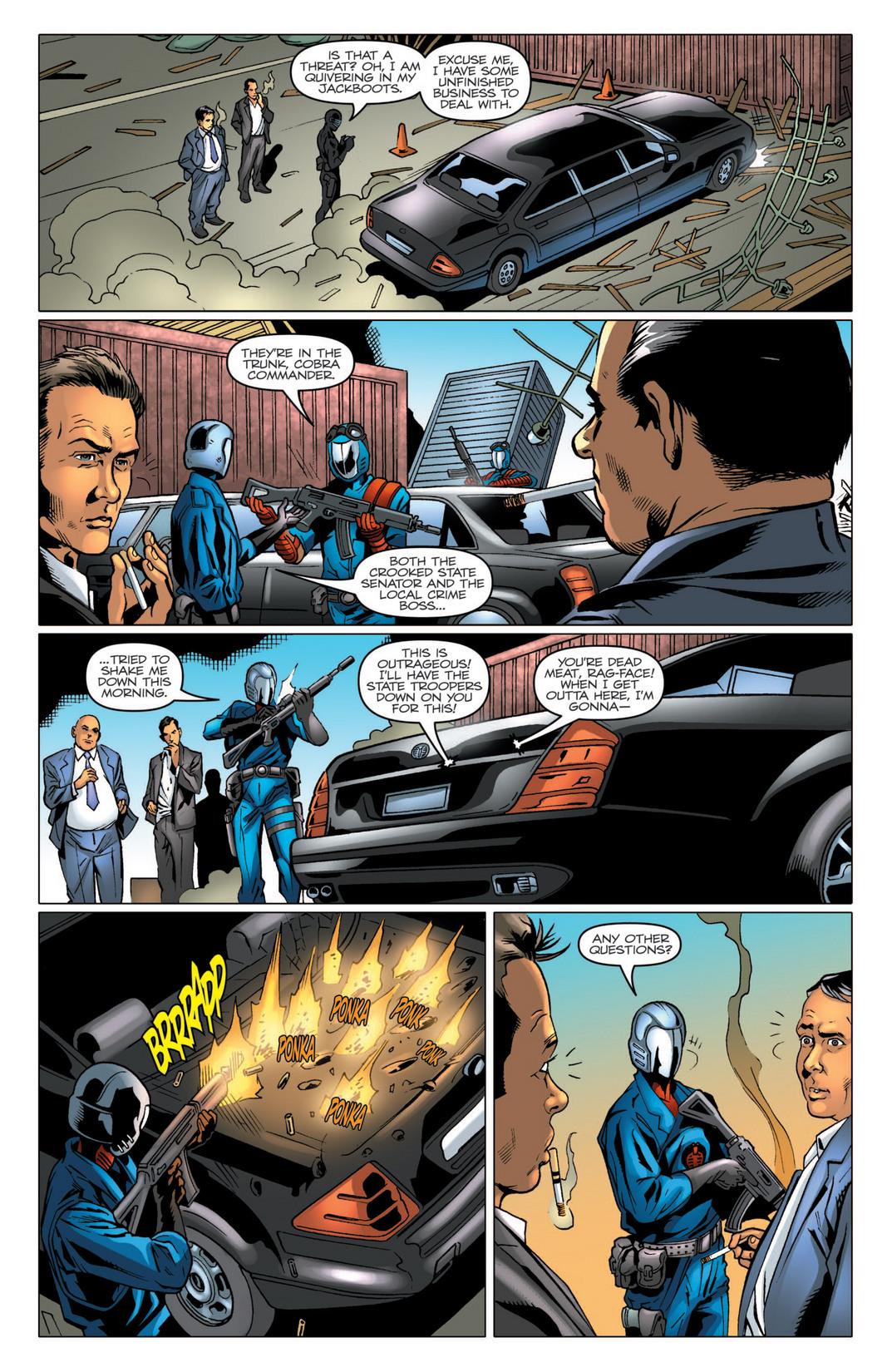G.I. Joe: A Real American Hero 180 Page 11