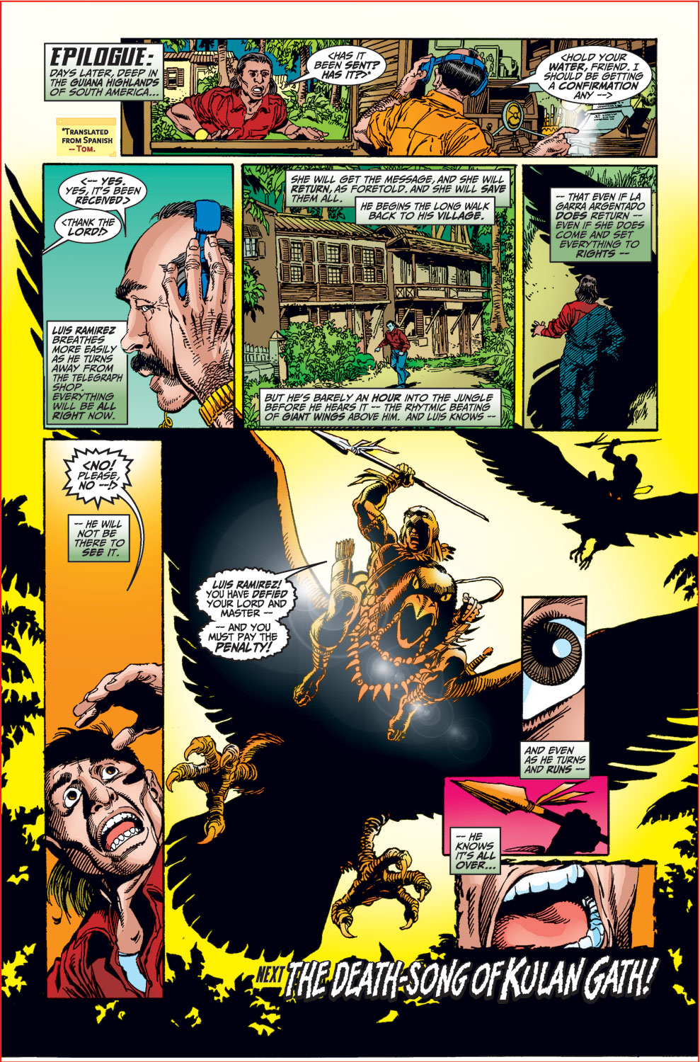 Read online Avengers (1998) comic -  Issue #27 - 23