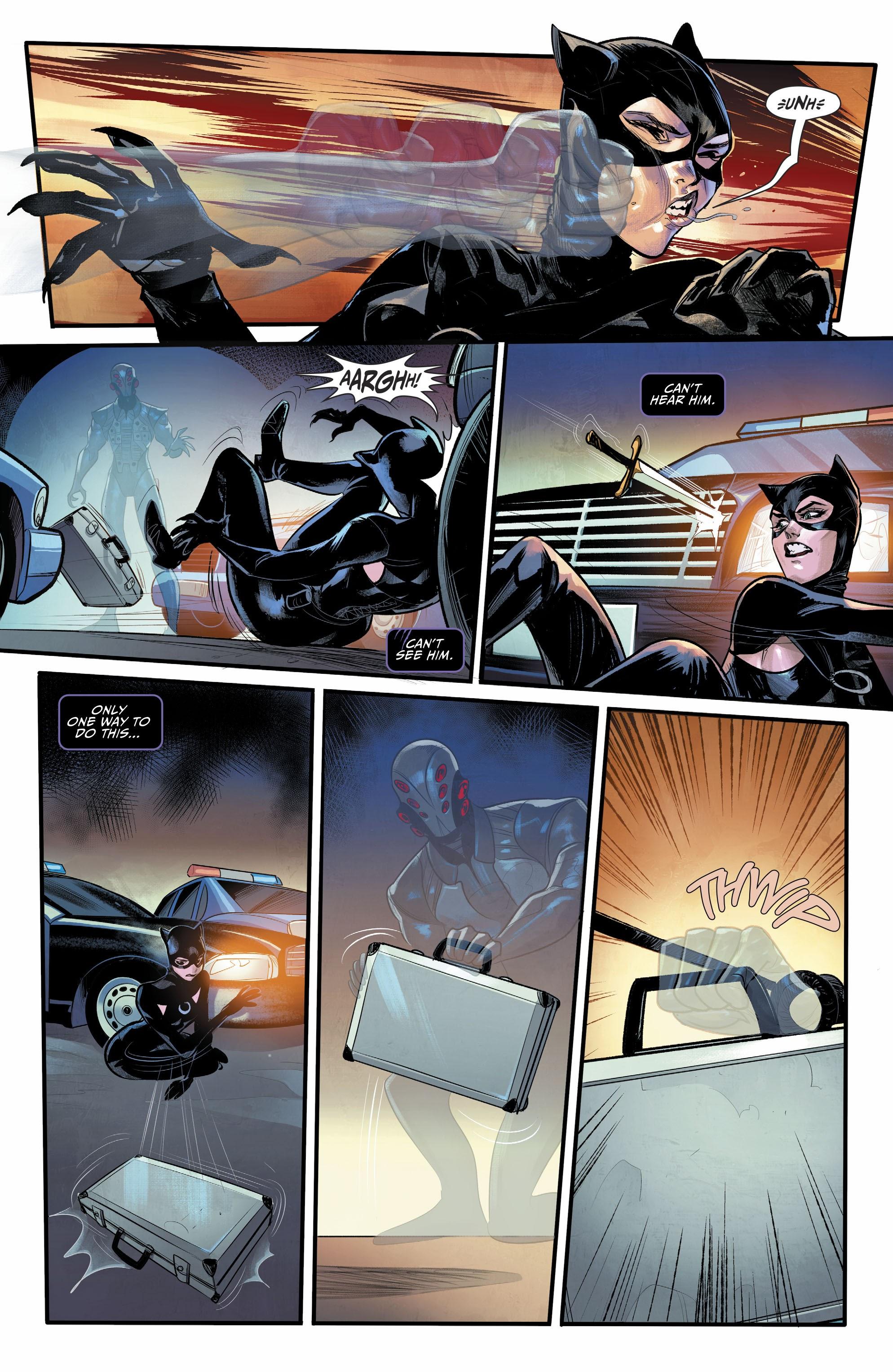 Catwoman (2018) #14 #15 - English 13