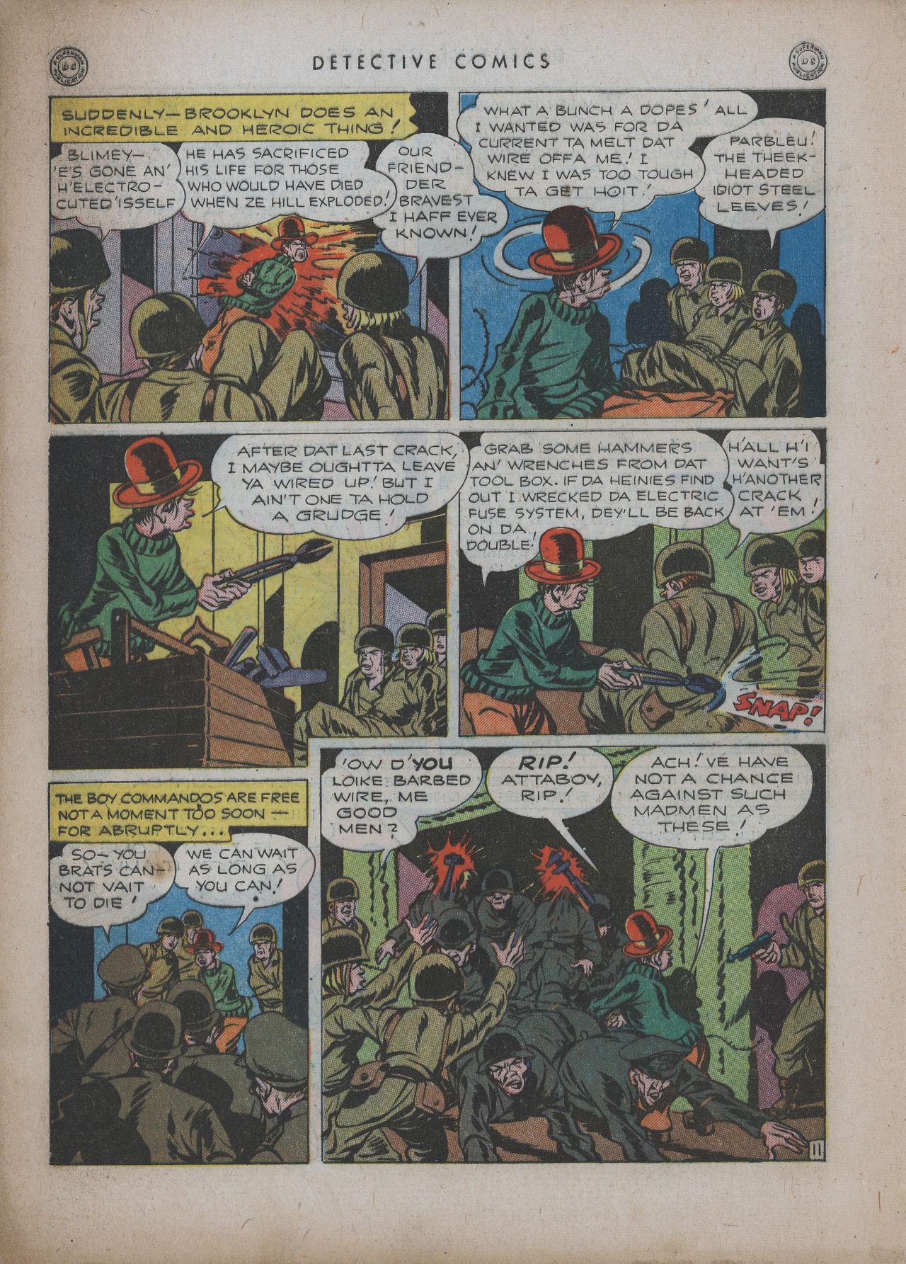 Read online Detective Comics (1937) comic -  Issue #94 - 48