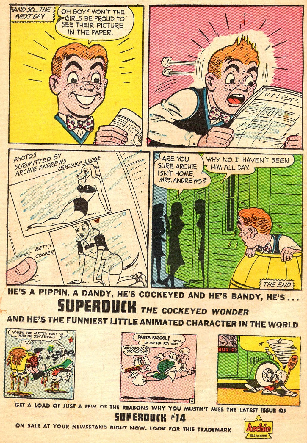 Archie Comics issue 027 - Page 30