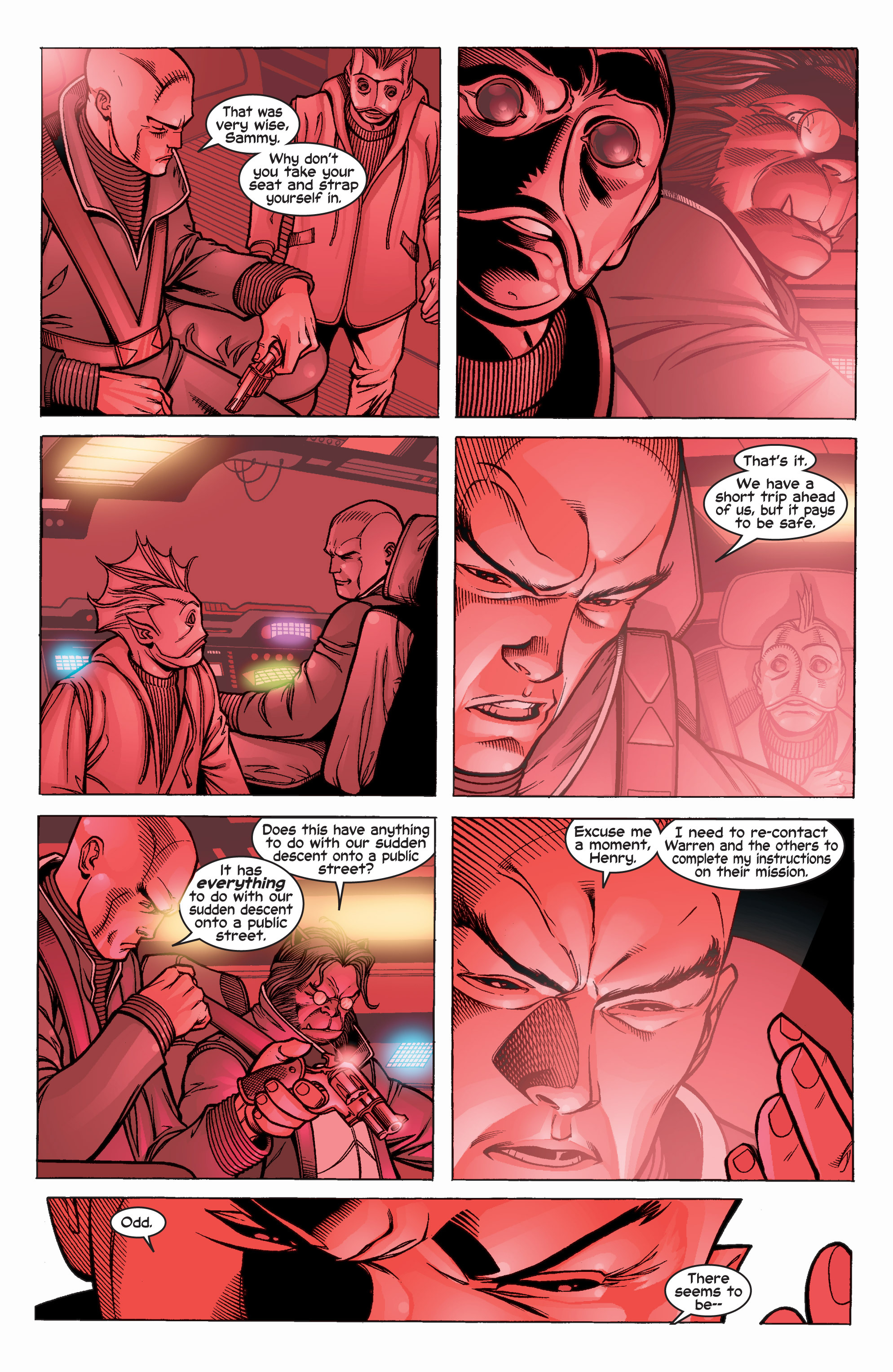 Read online Uncanny X-Men (1963) comic -  Issue #410 - 18