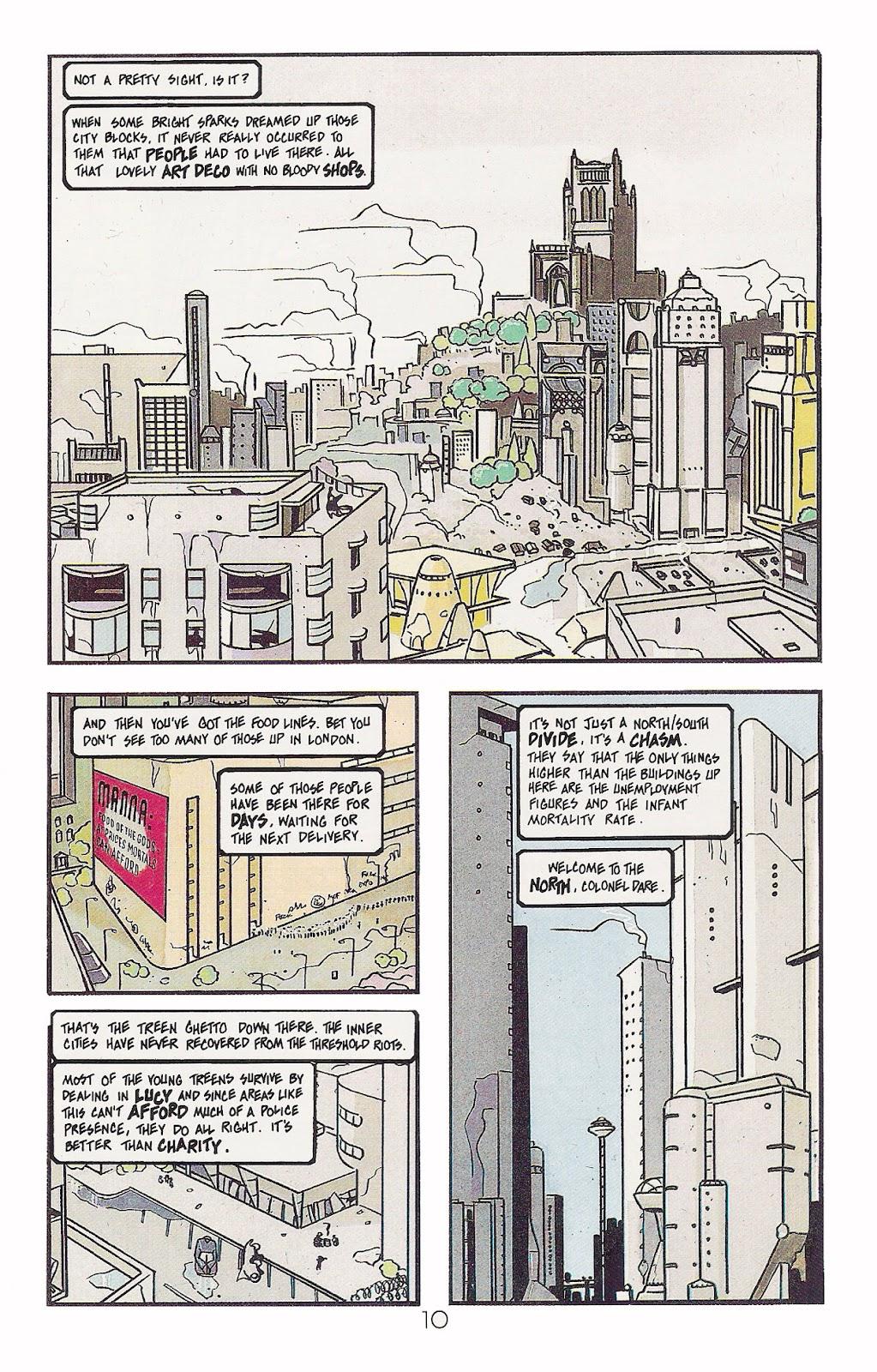 Read online Dare comic -  Issue #2 - 11