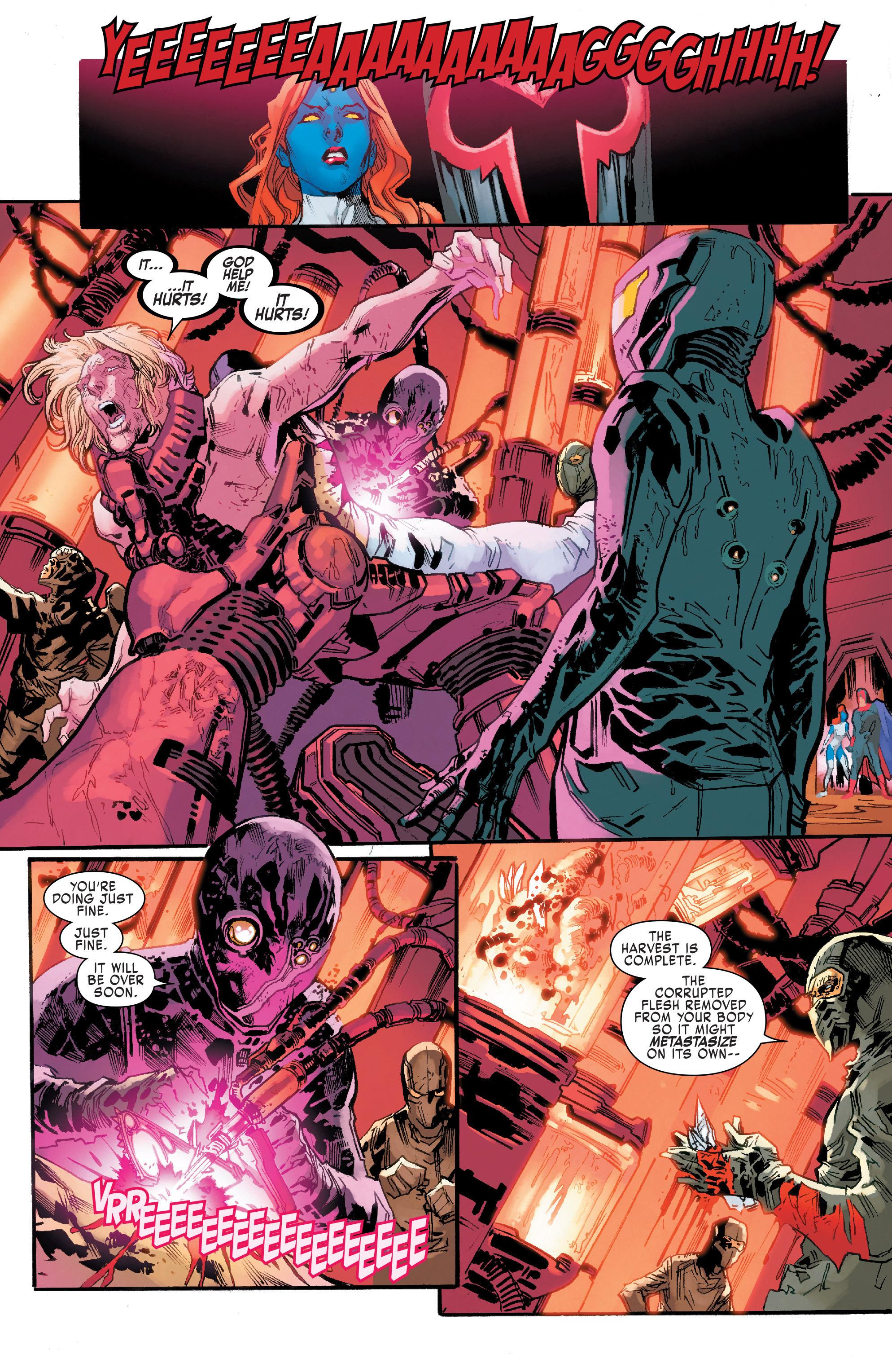 Read online Uncanny X-Men (2016) comic -  Issue #9 - 10