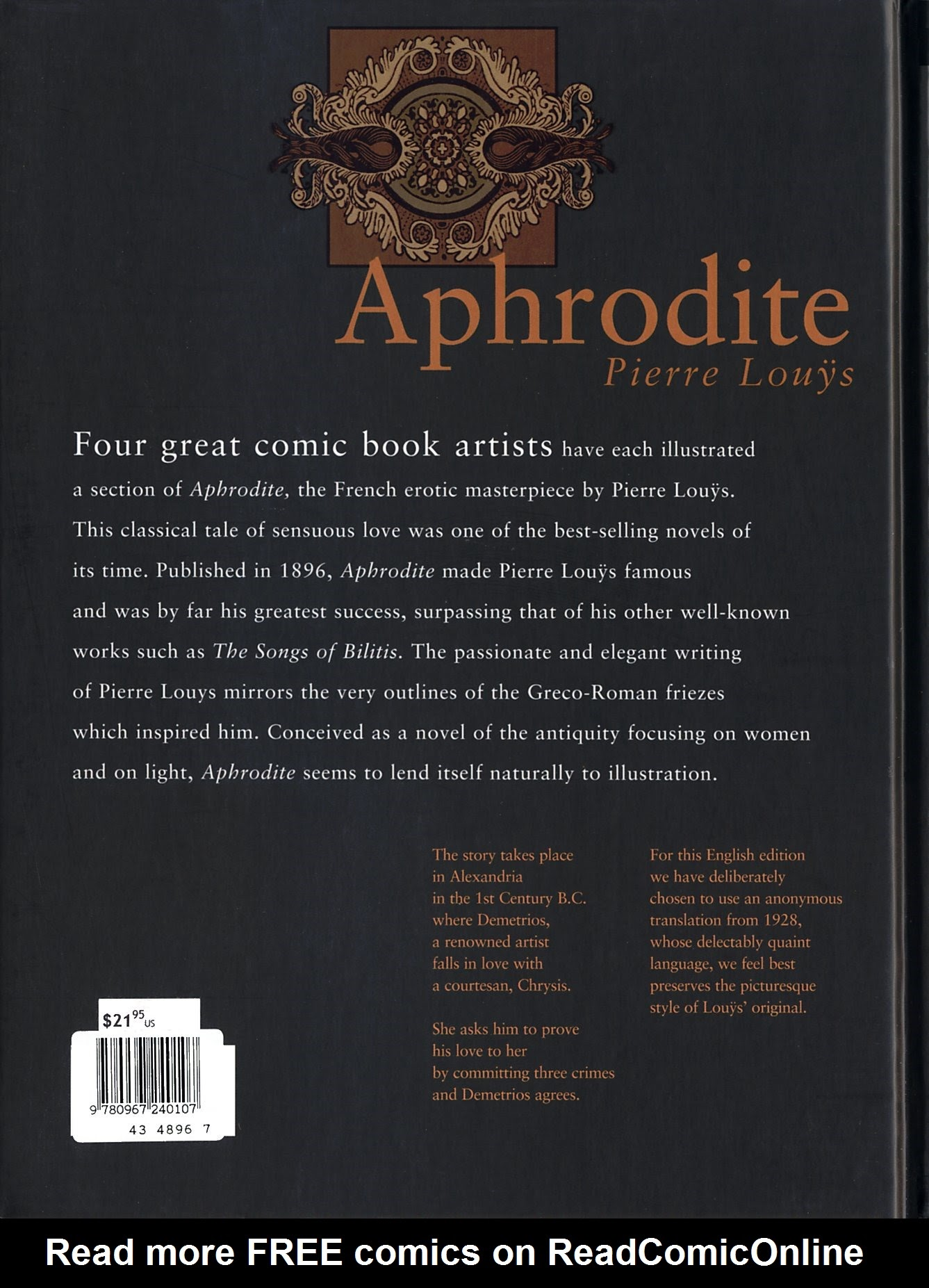 Aphrodite TPB Page 2