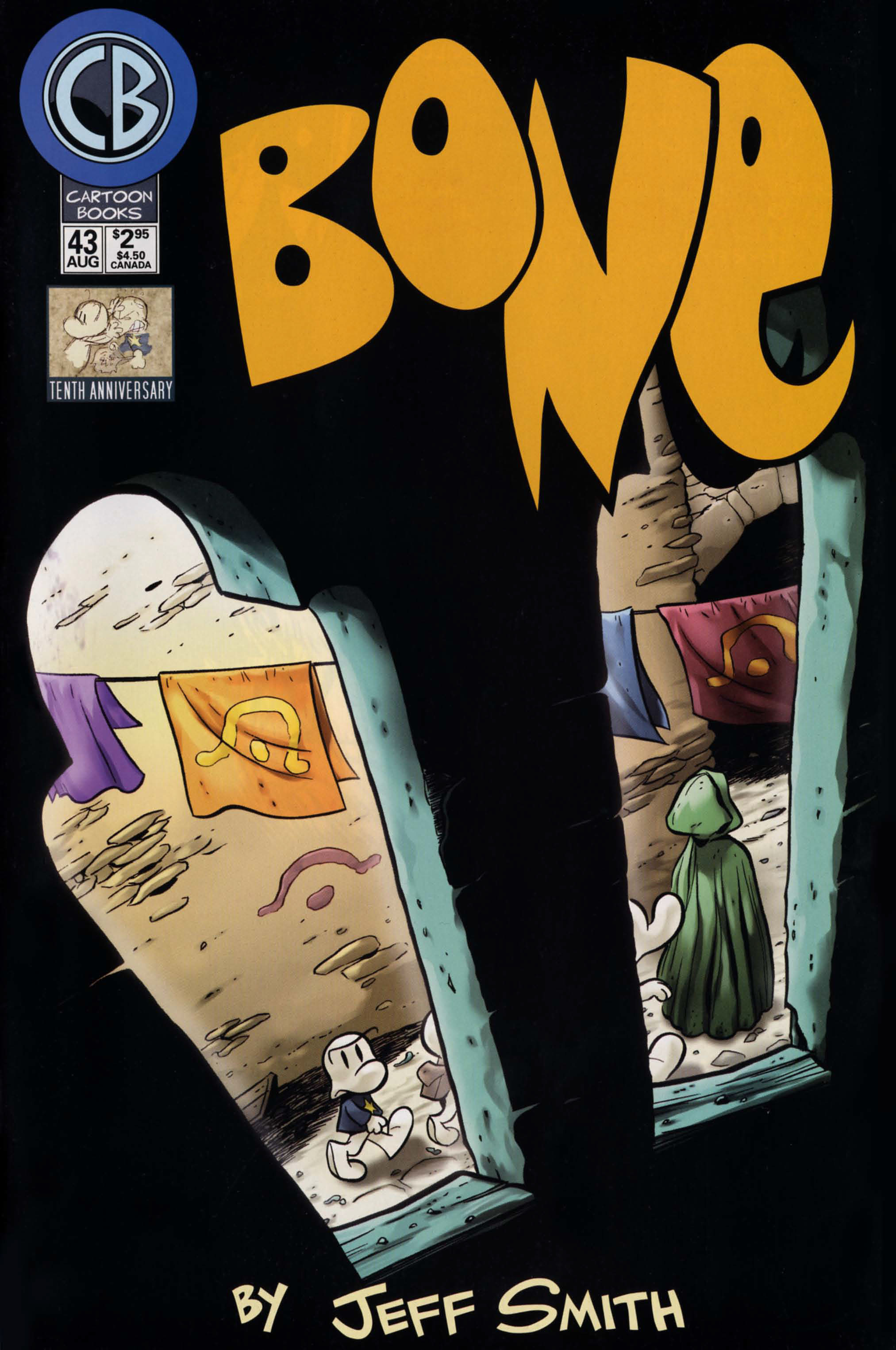 Bone 1991 Issue 43