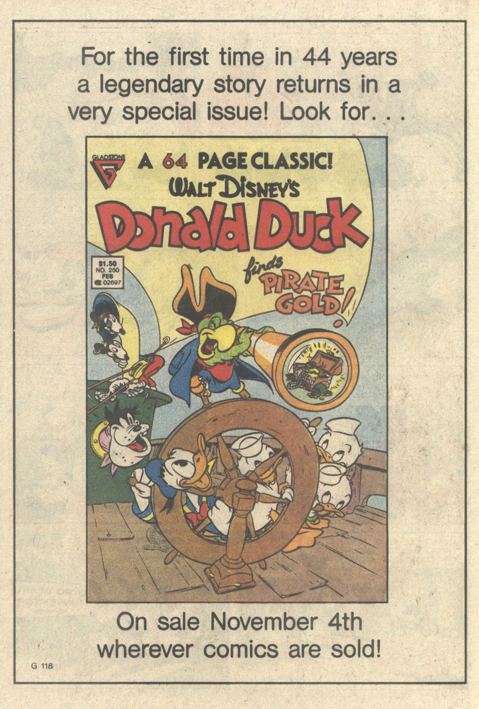 Walt Disney's Donald Duck (1986) issue 249 - Page 24