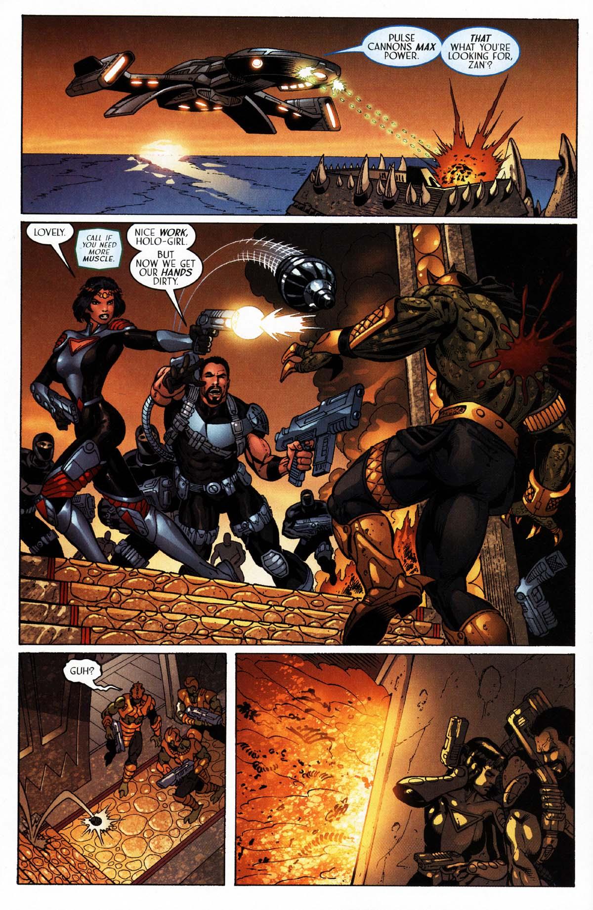 Read online Sigil (2000) comic -  Issue #27 - 12