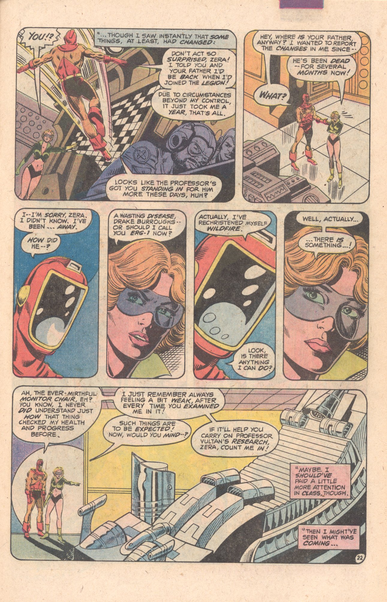 Legion of Super-Heroes (1980) 283 Page 23