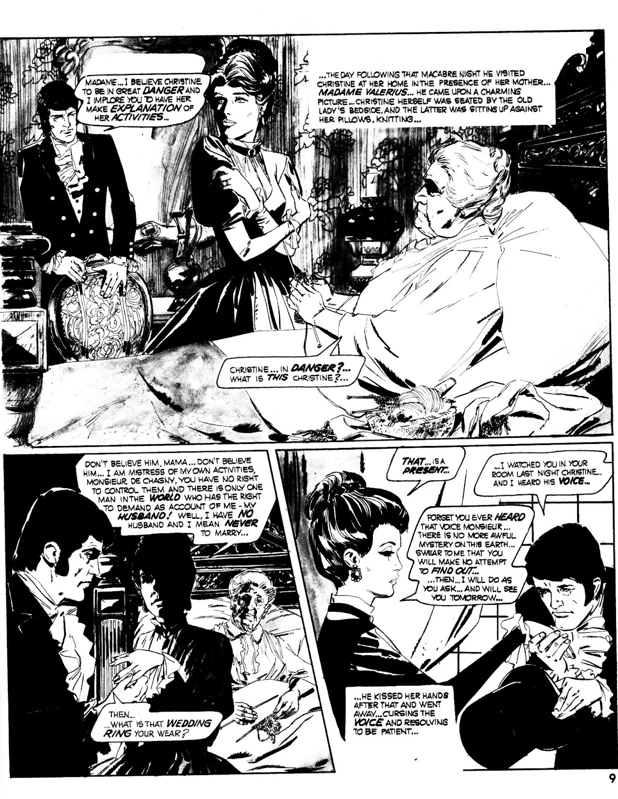 Scream (1973) issue 3 - Page 9