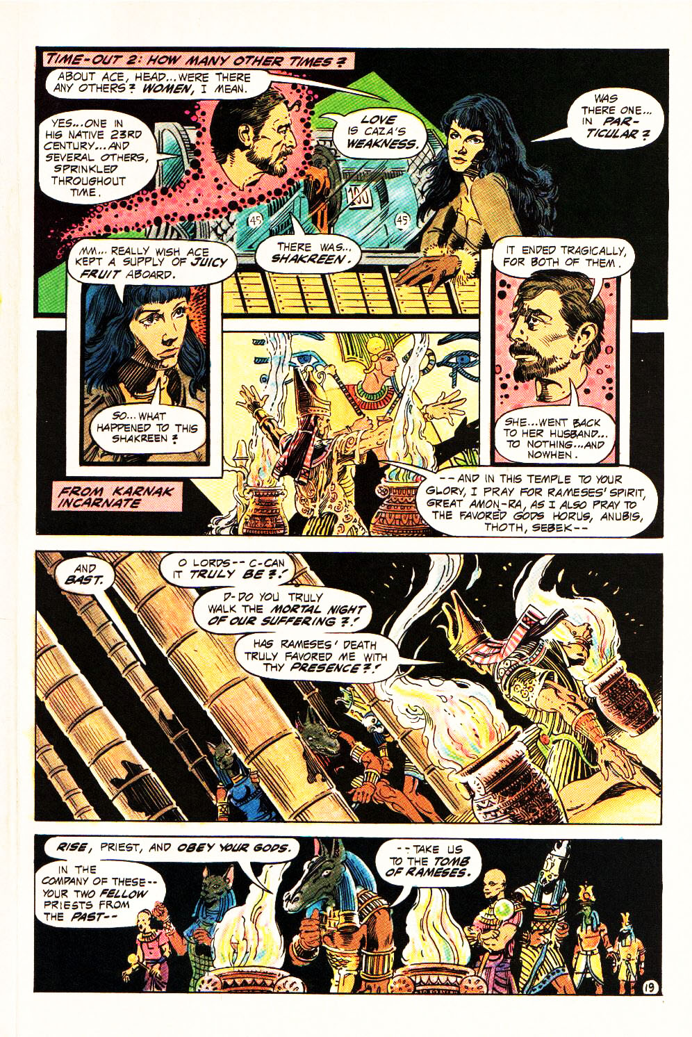 Read online Aztec Ace comic -  Issue #4 - 18