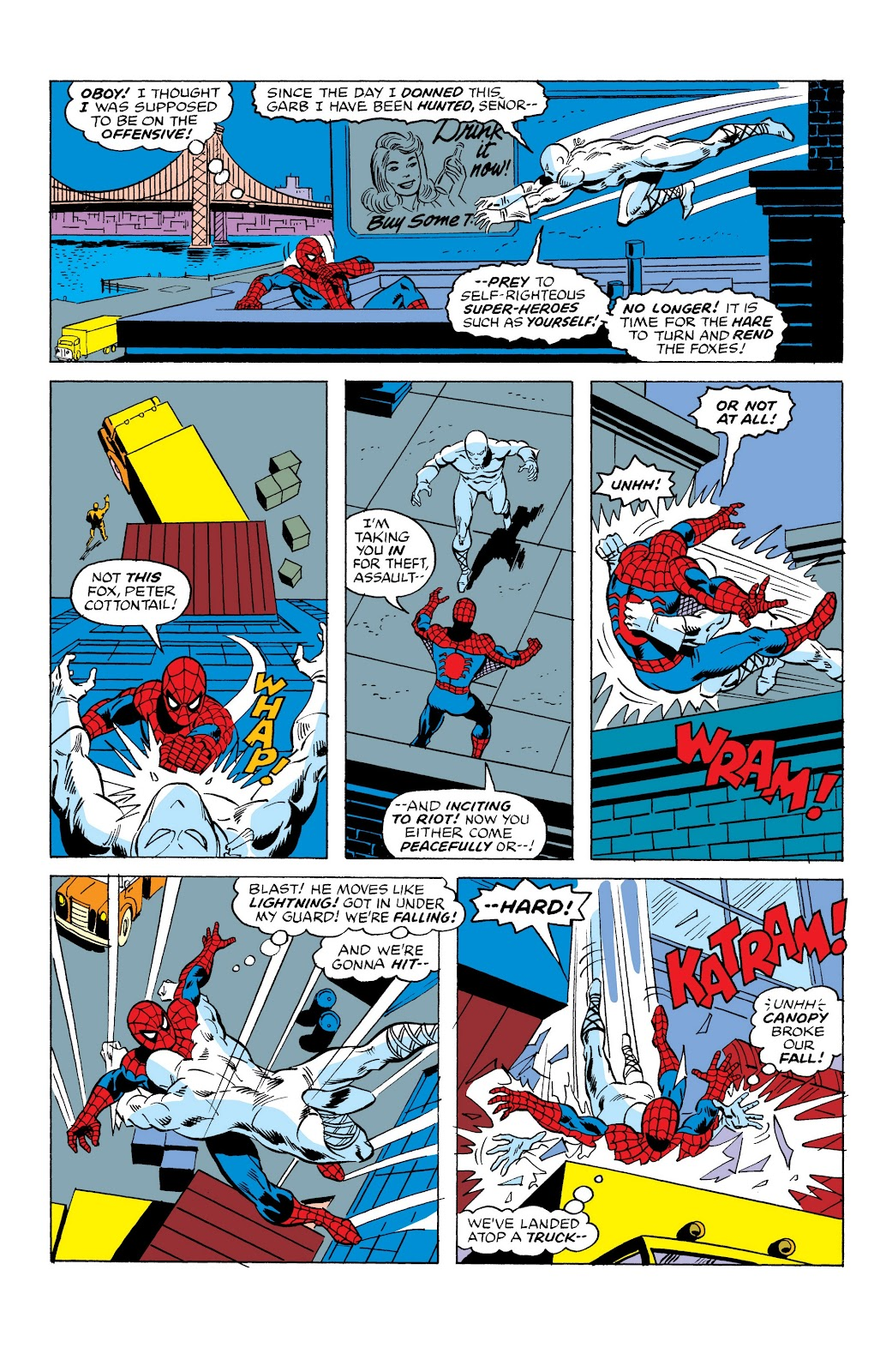Read online Marvel Masterworks: The Spectacular Spider-Man comic -  Issue # TPB (Part 2) - 66