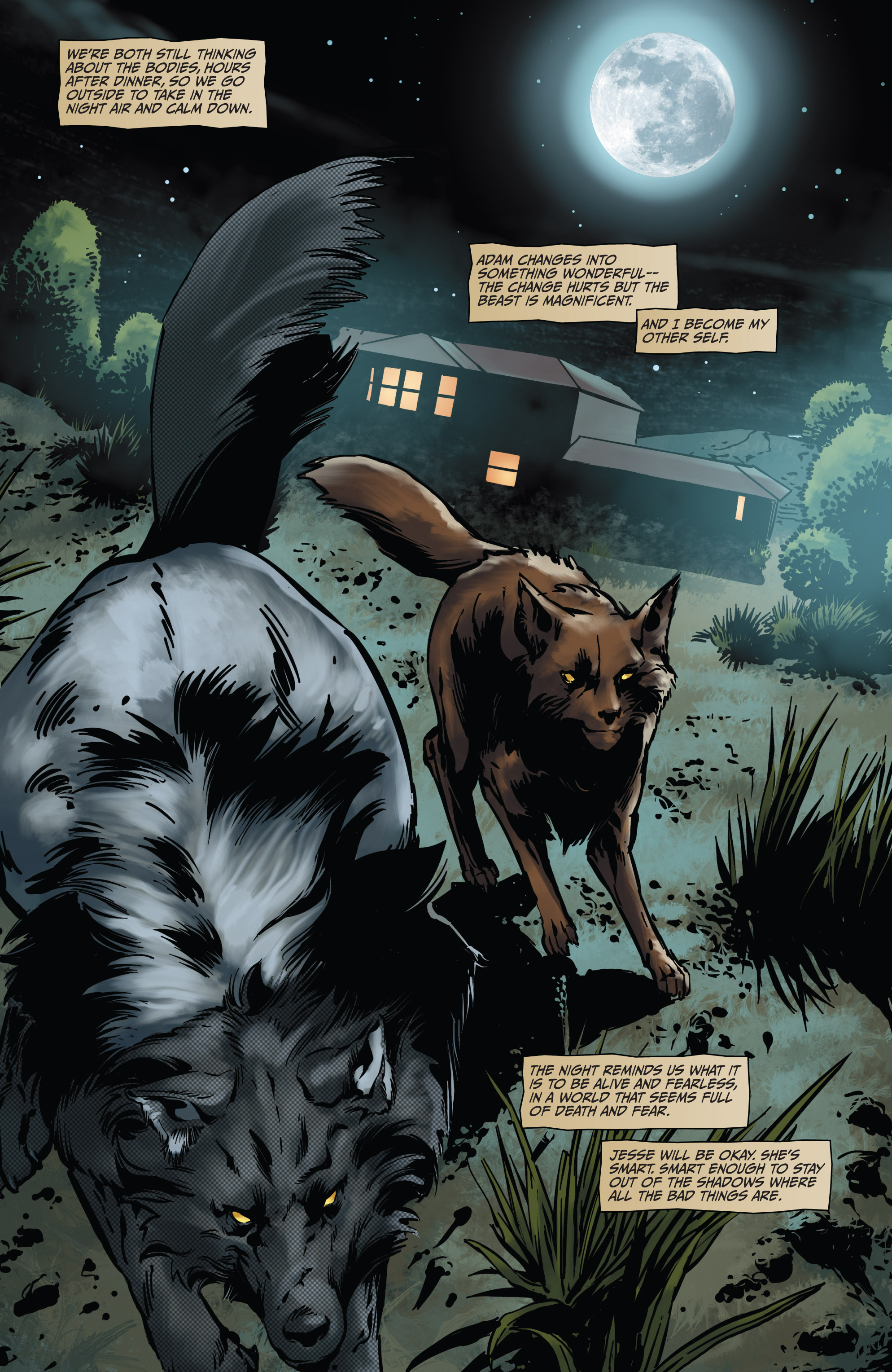 Read online Mercy Thompson comic -  Issue #4 - 15
