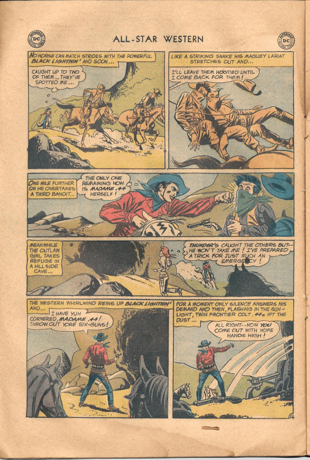 Read online All-Star Western (1951) comic -  Issue #117 - 15