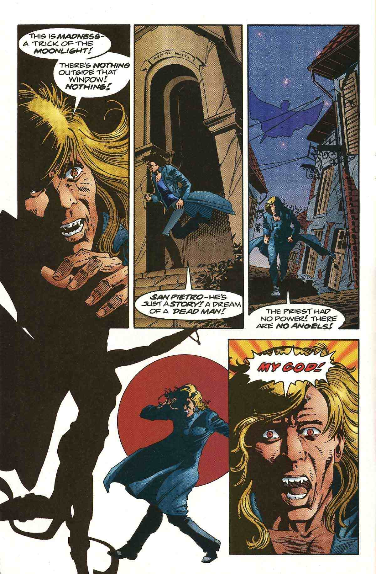 Read online Ultraverse Premiere comic -  Issue #0 - 16