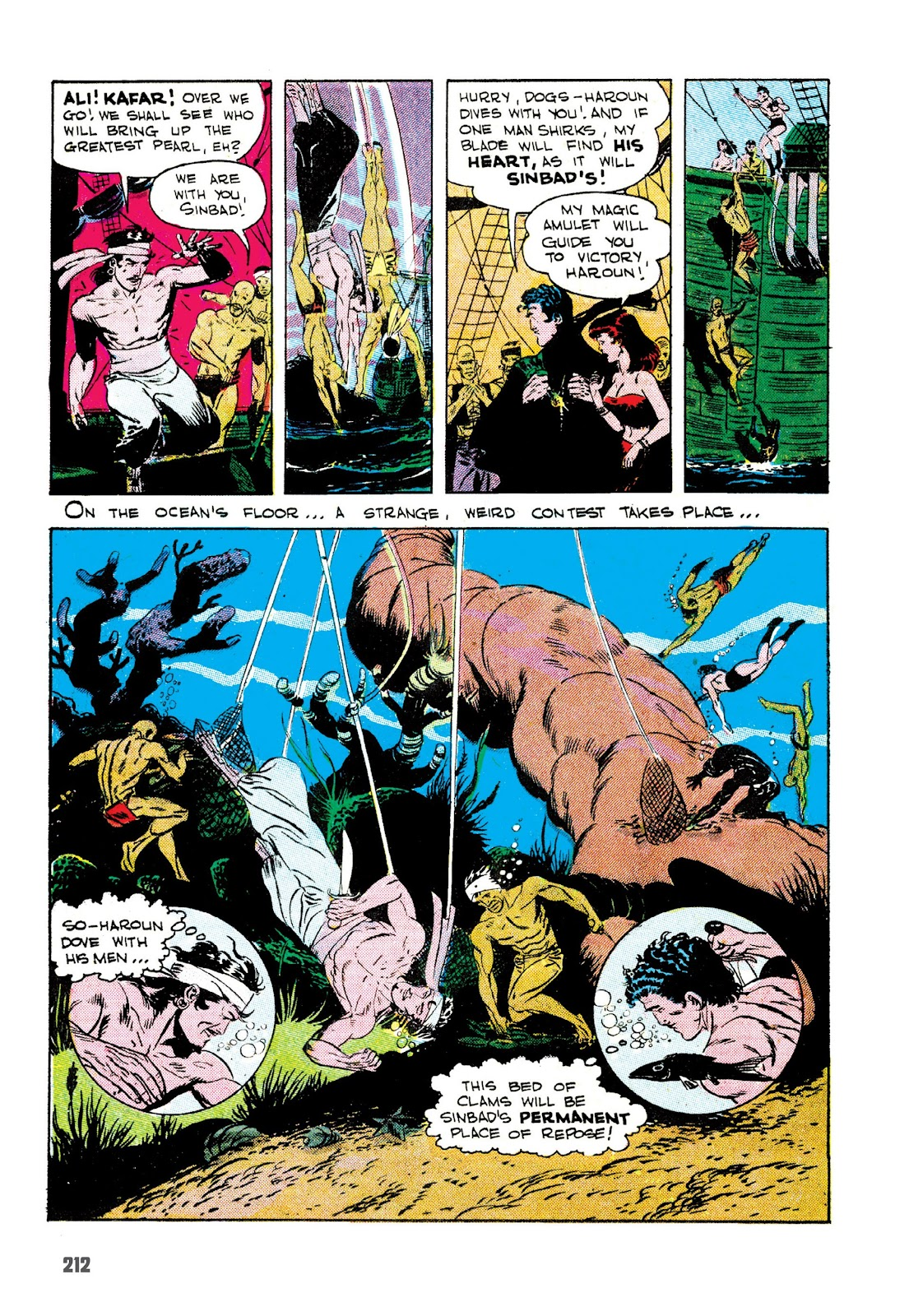 Read online The Joe Kubert Archives comic -  Issue # TPB (Part 3) - 23