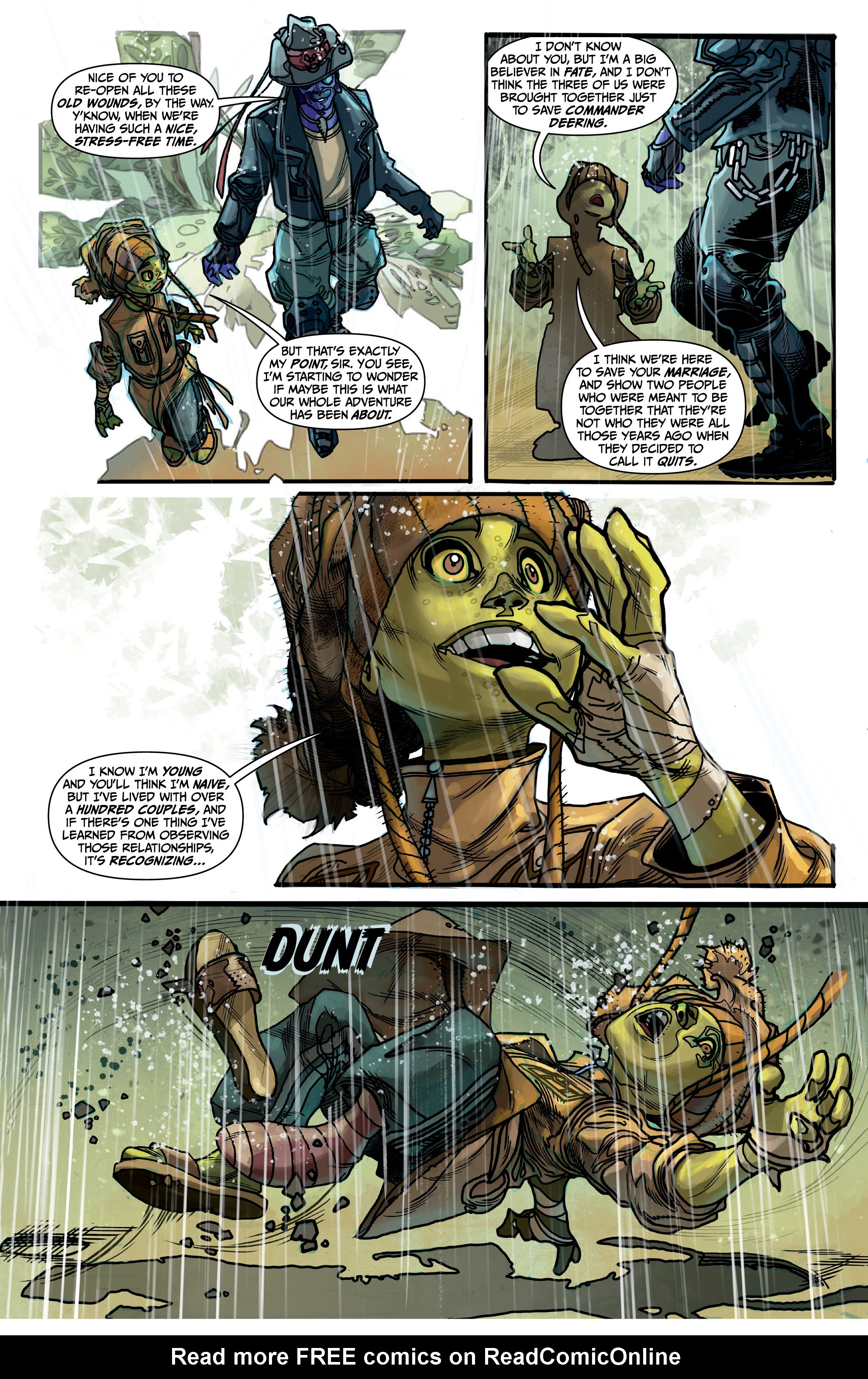 Sharkey the Bounty Hunter 5 Page 6