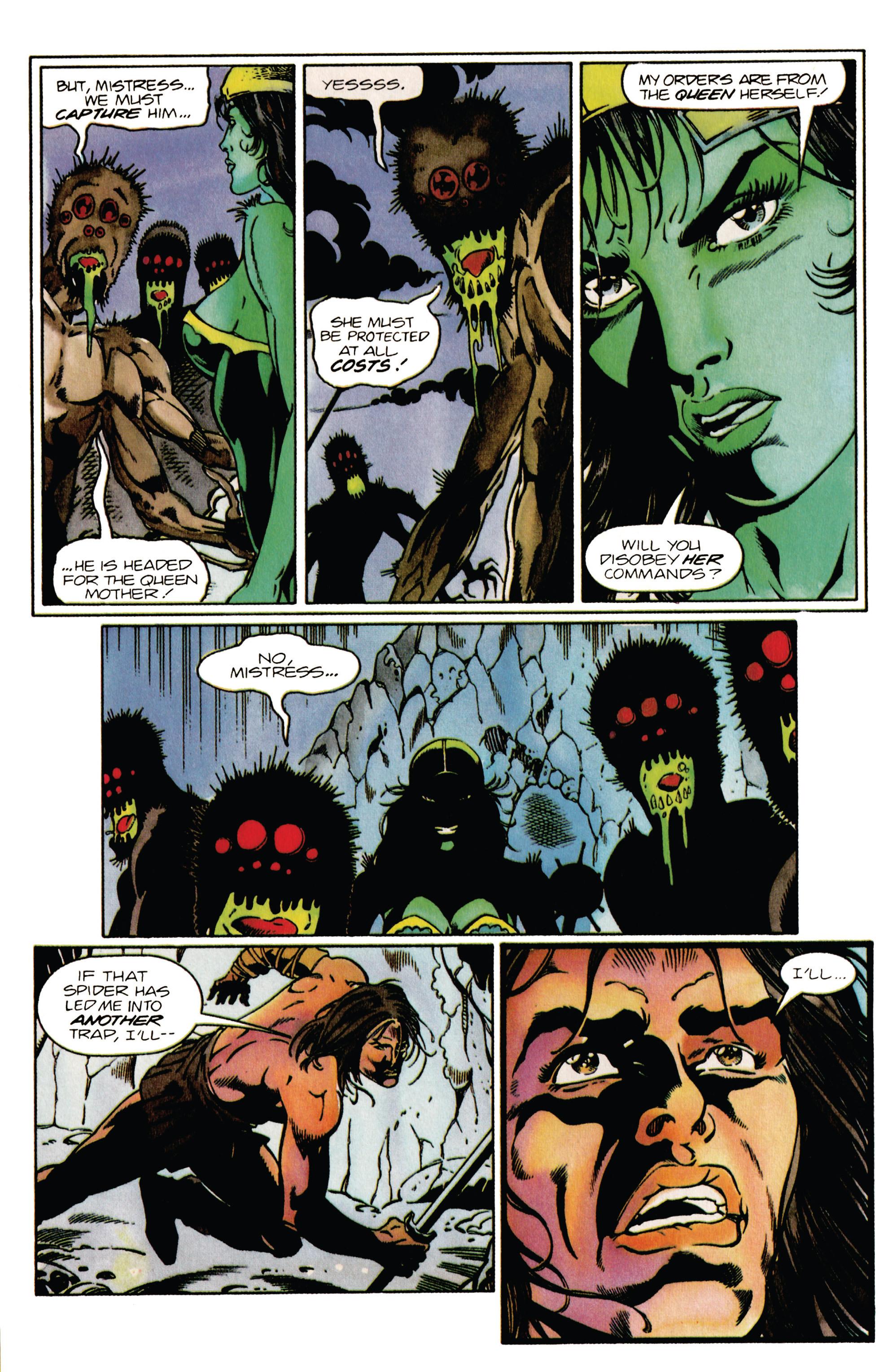 Read online Eternal Warrior (1992) comic -  Issue #38 - 12