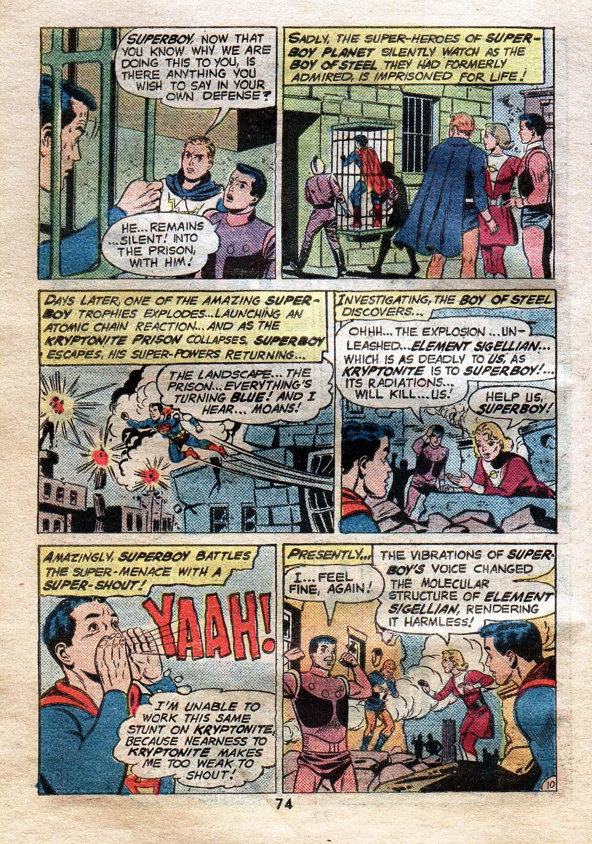 Read online Adventure Comics (1938) comic -  Issue #491 - 73