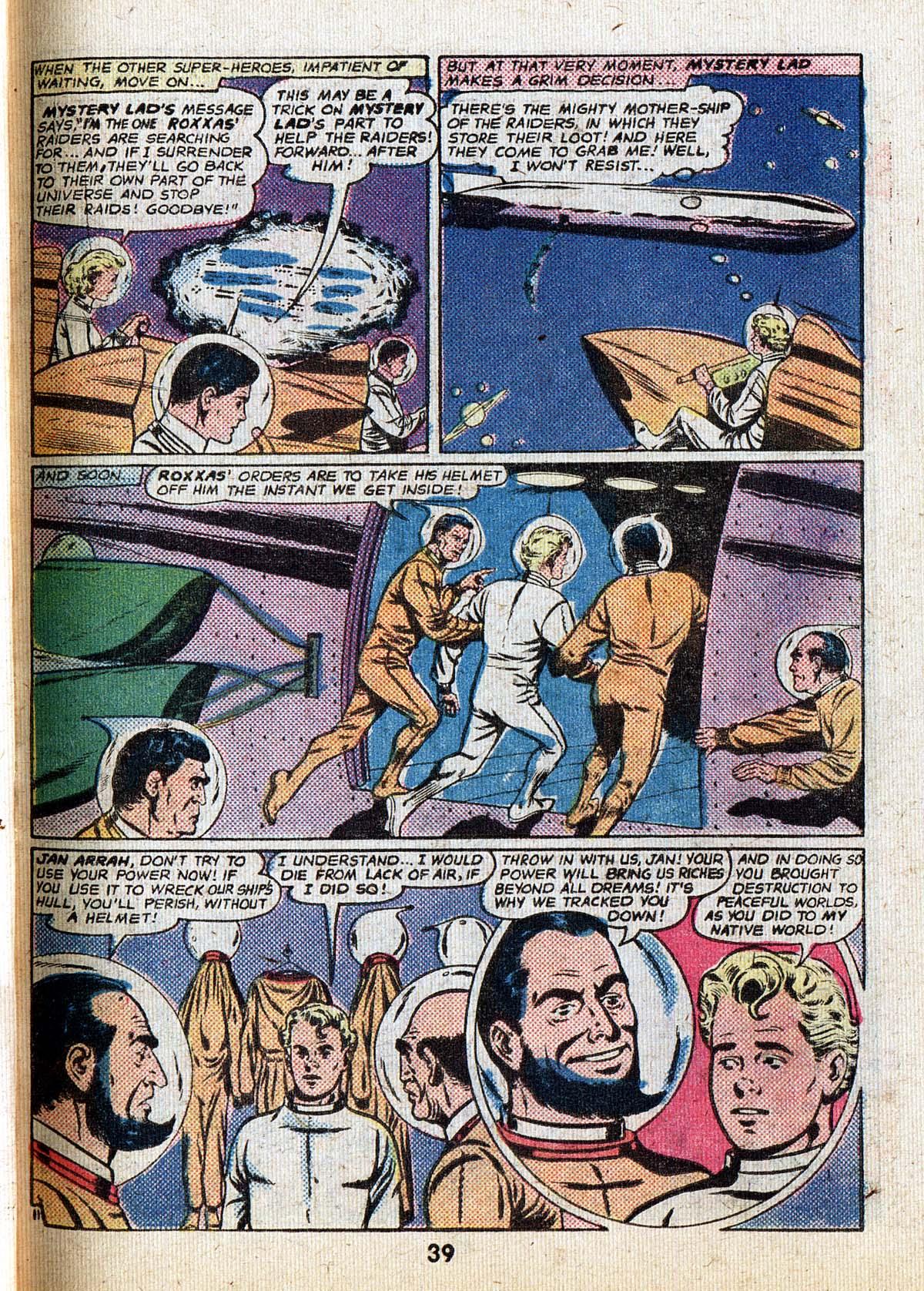 Read online Adventure Comics (1938) comic -  Issue #500 - 39