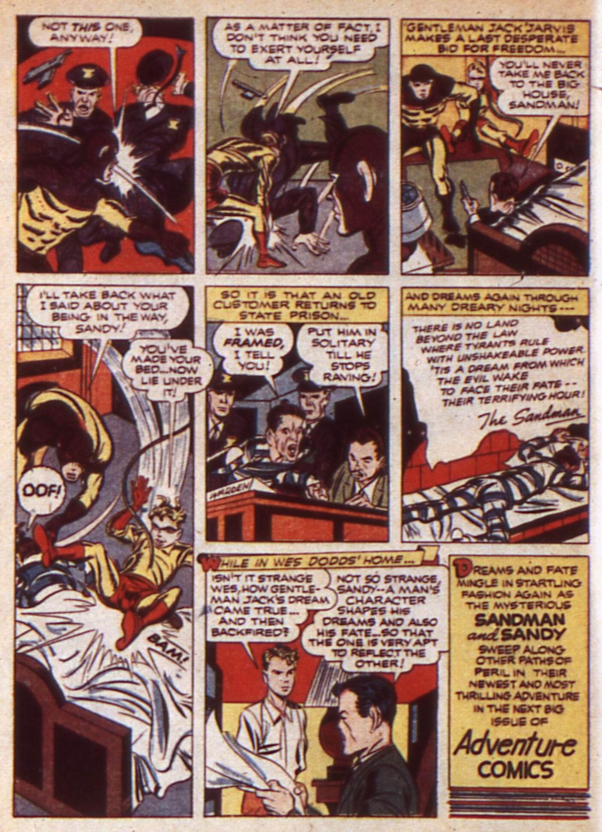 Read online Adventure Comics (1938) comic -  Issue #85 - 12