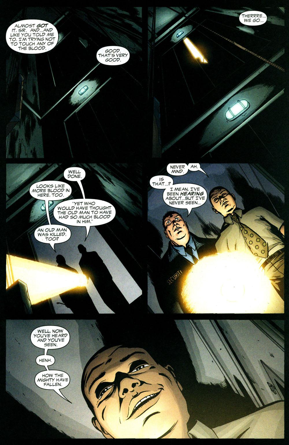 Read online Fallen Angel (2003) comic -  Issue #3 - 2