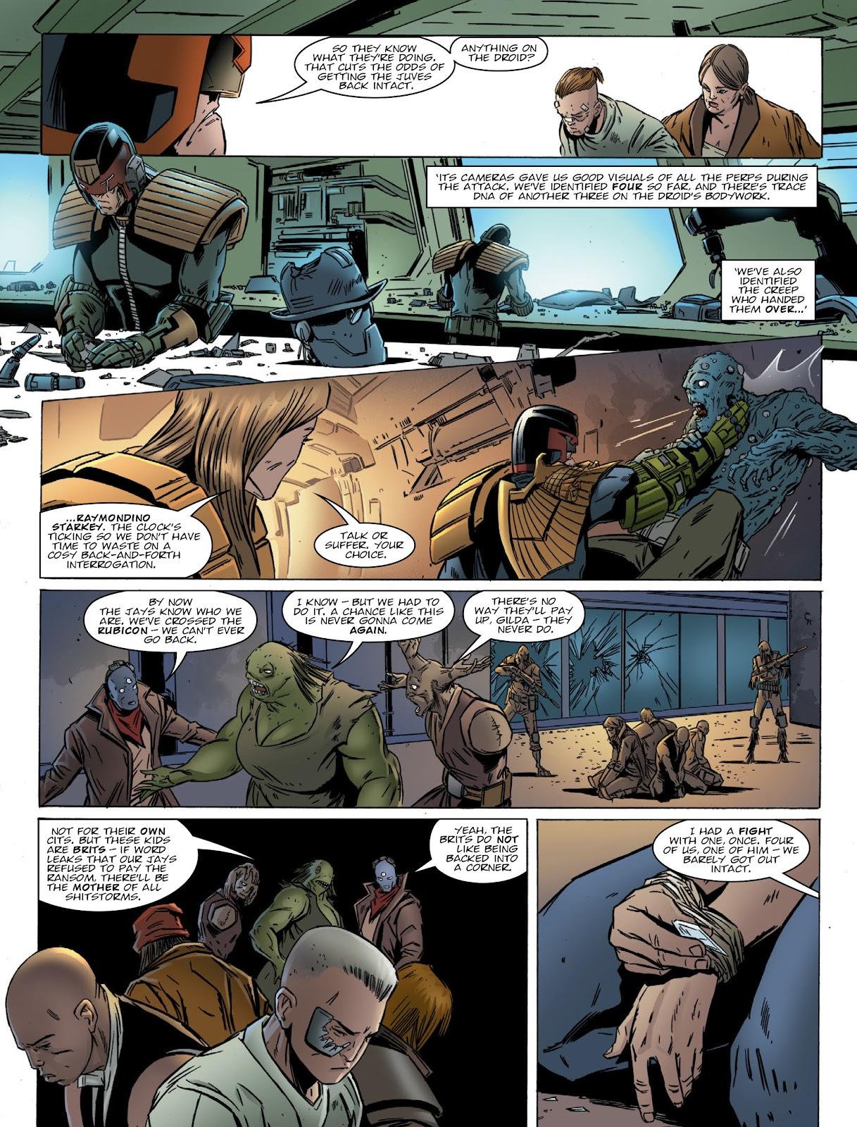 Judge Dredd Megazine (Vol. 5) Issue #381 #180 - English 6