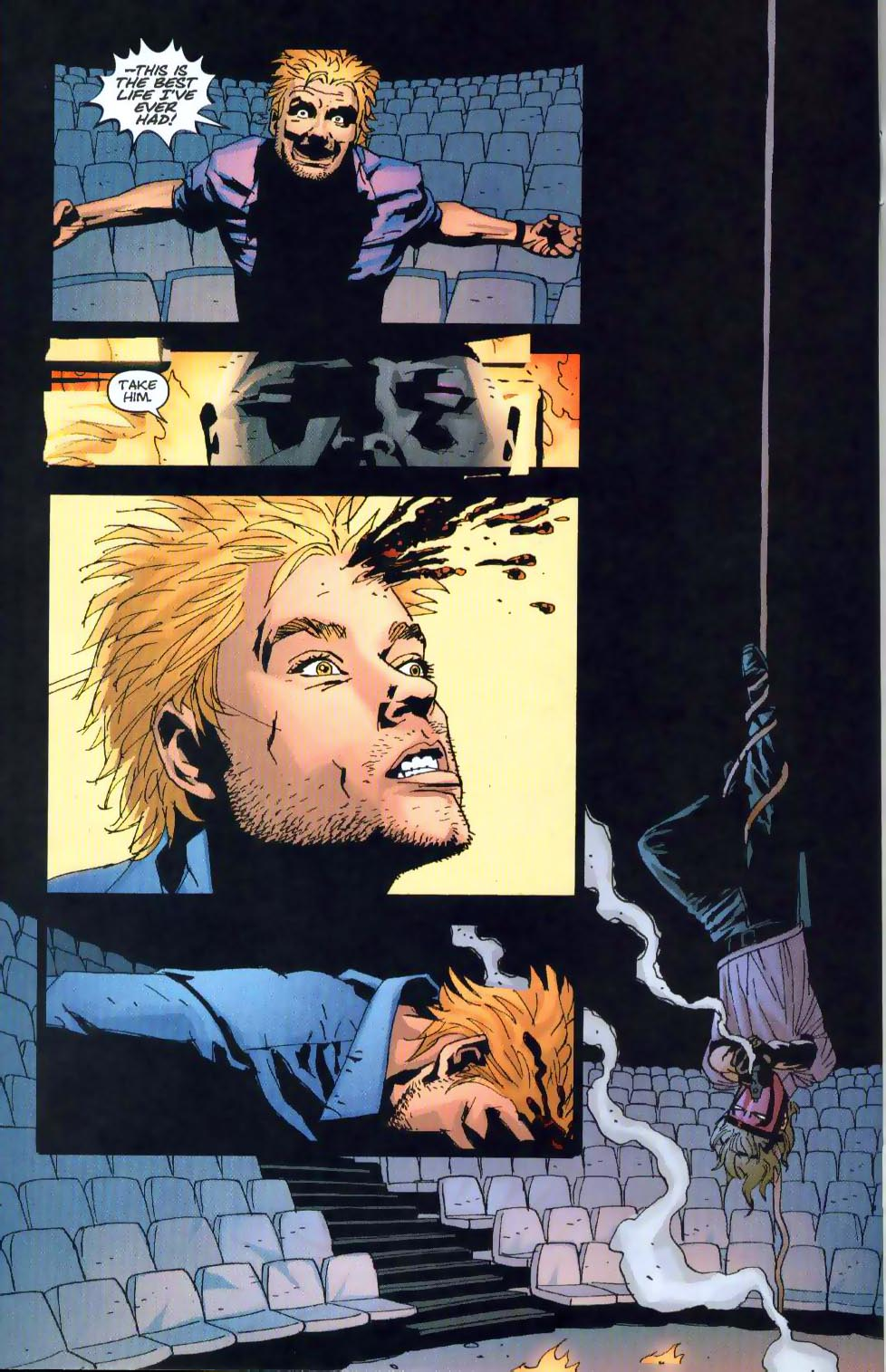 Wildcats (1999) Issue #19 #20 - English 19