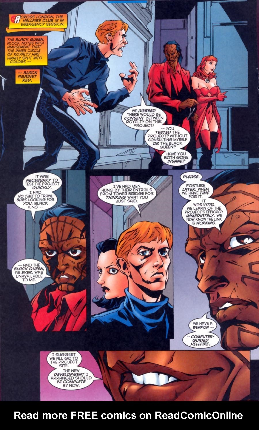 Excalibur (1988) issue 99 - Page 11