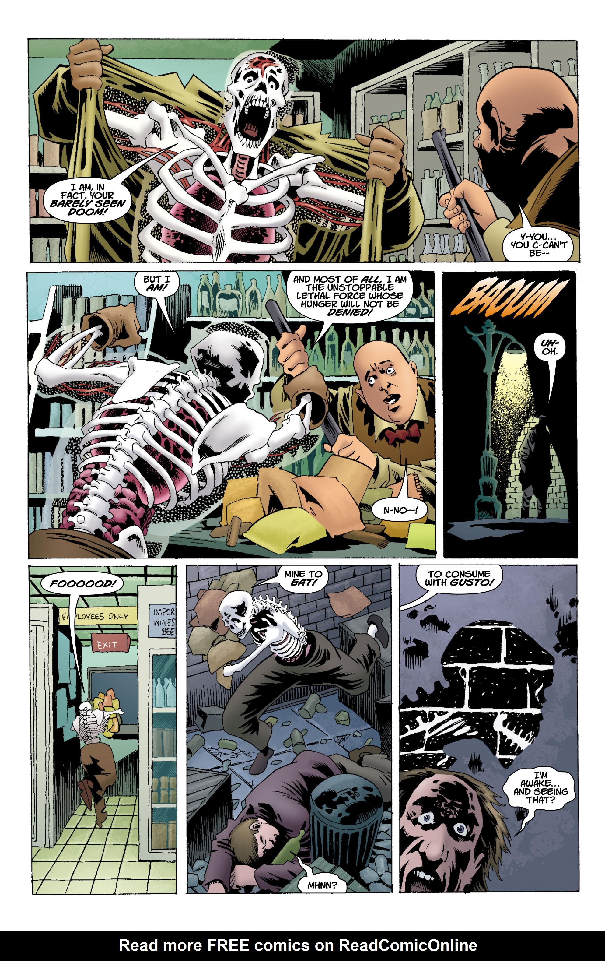 Read online Batman: Unseen comic -  Issue #1 - 15