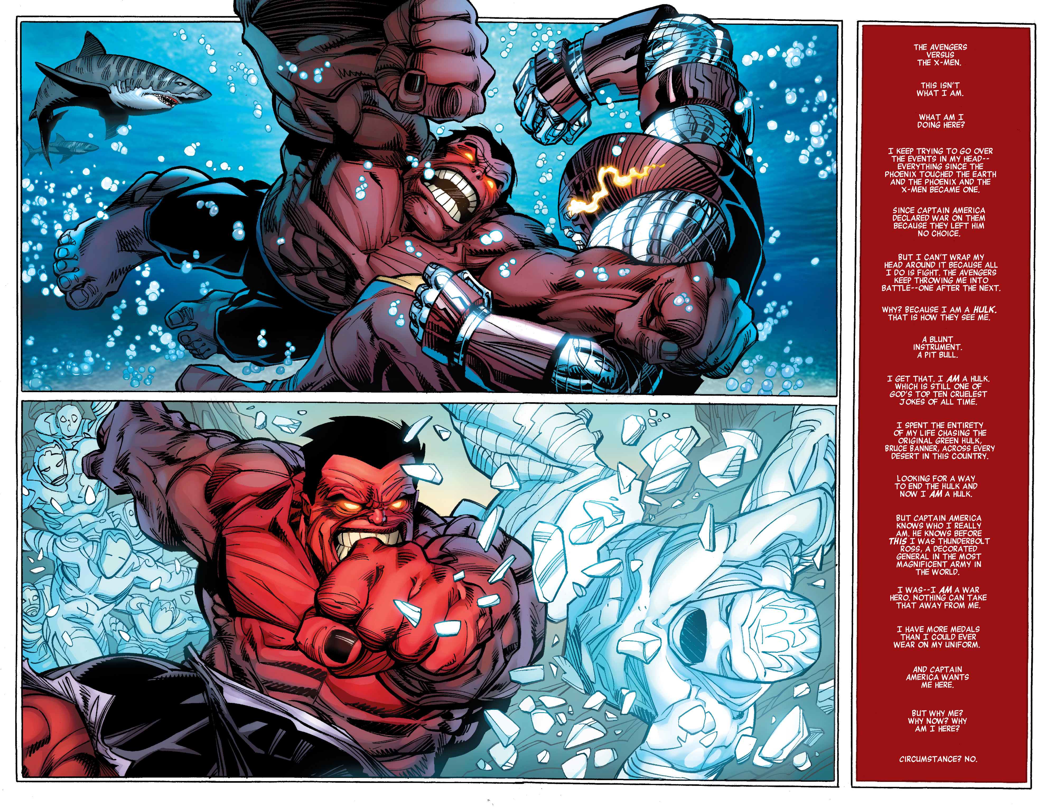 Read online Avengers (2010) comic -  Issue #28 - 3