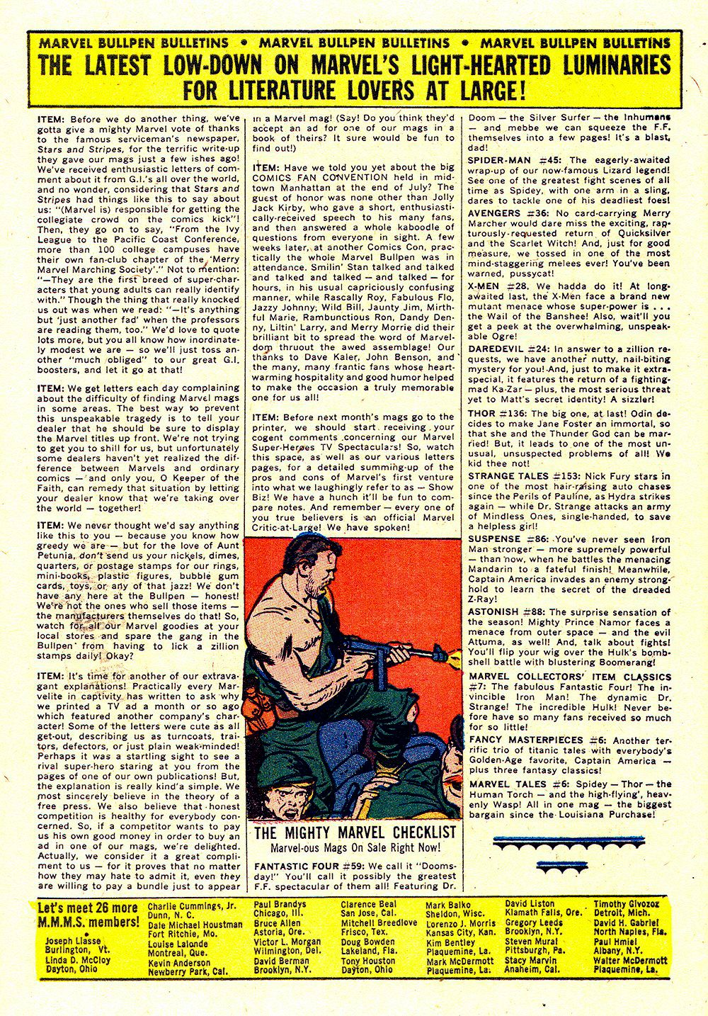 Read online Sgt. Fury comic -  Issue #38 - 30